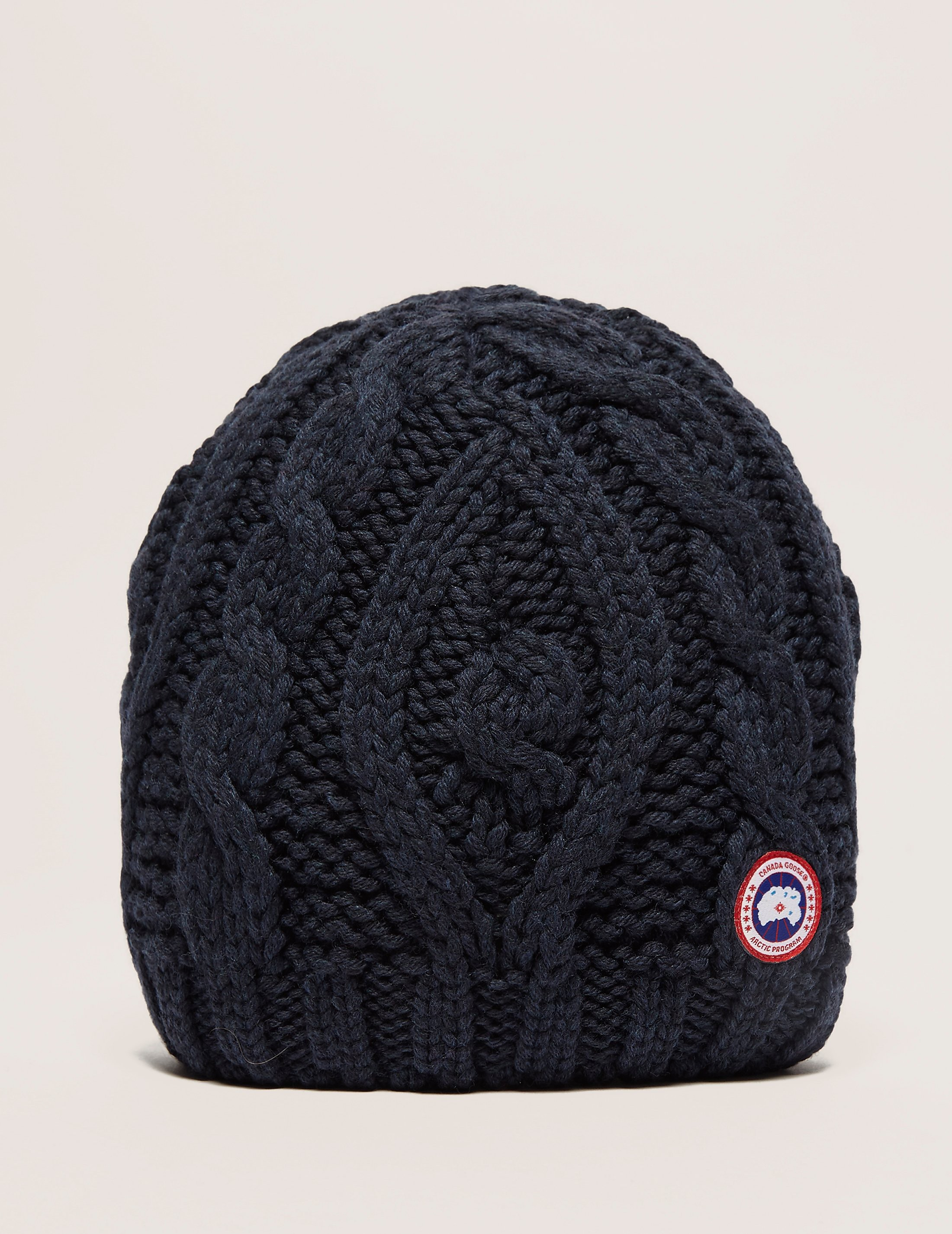 Canada Goose Cable Beanie