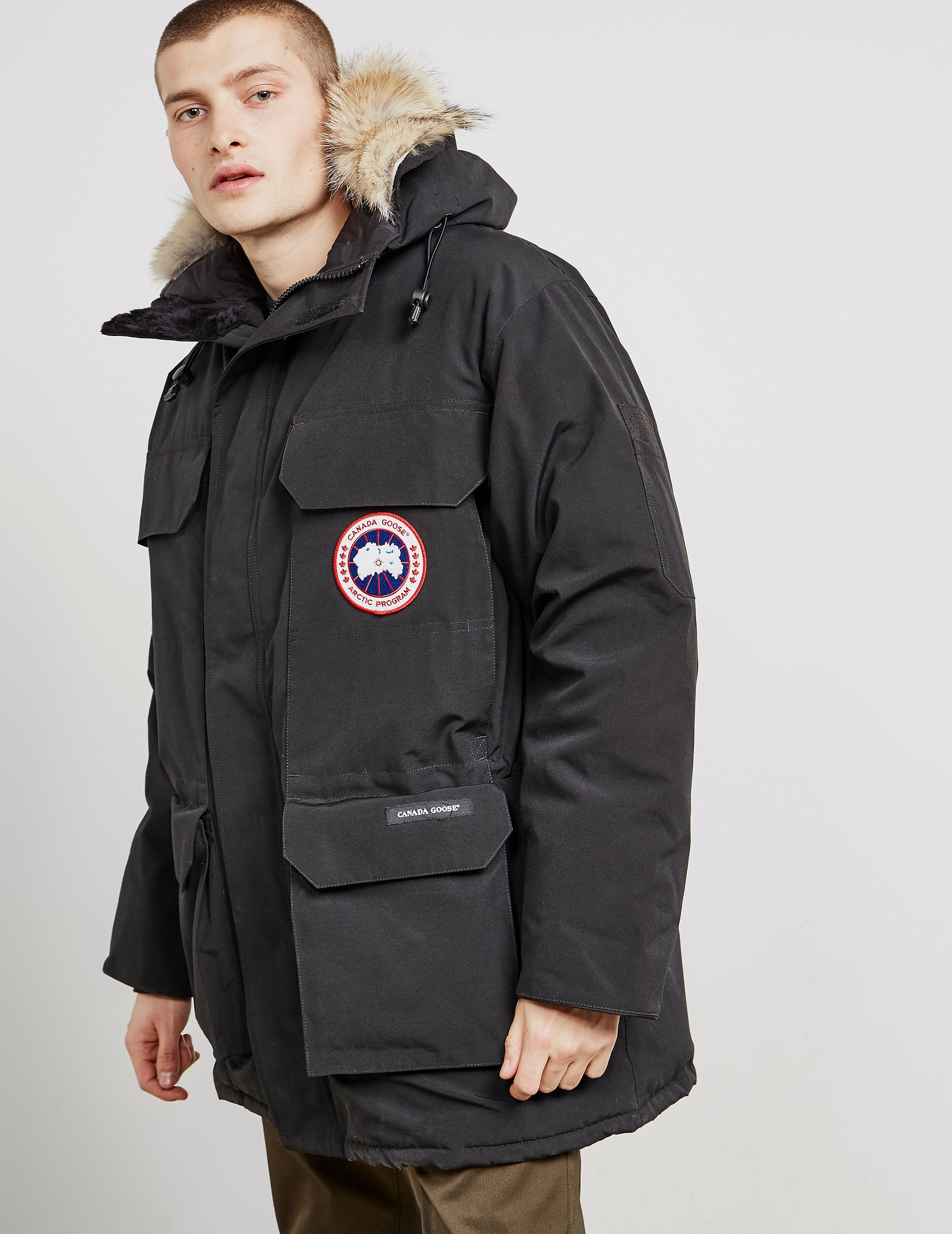 Canada Goose Expedition Padded Parka Jacket