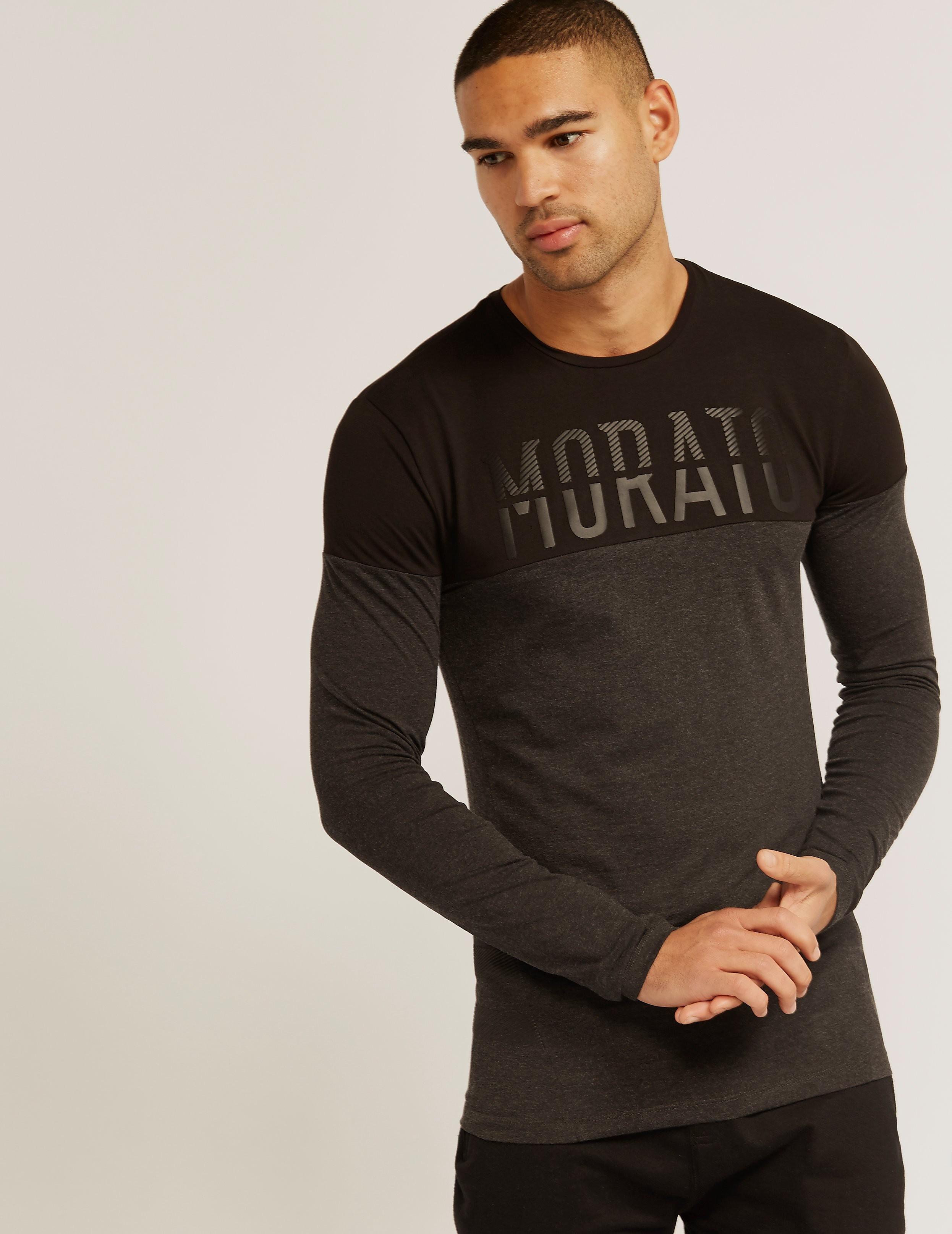 Antony Morato C&S Long Sleeve T-Shirt