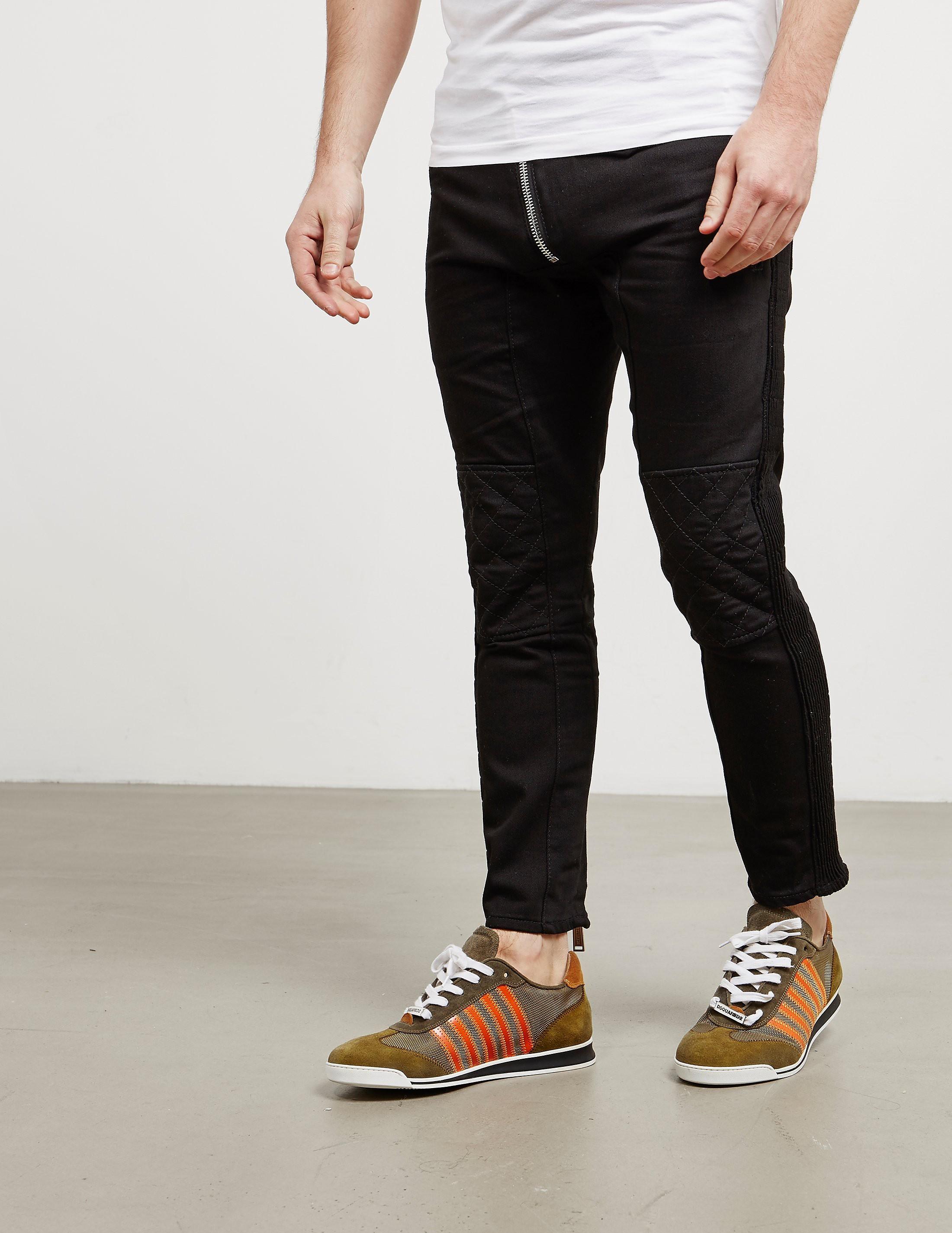 DSQUARED2 Fashion Biker Jeans