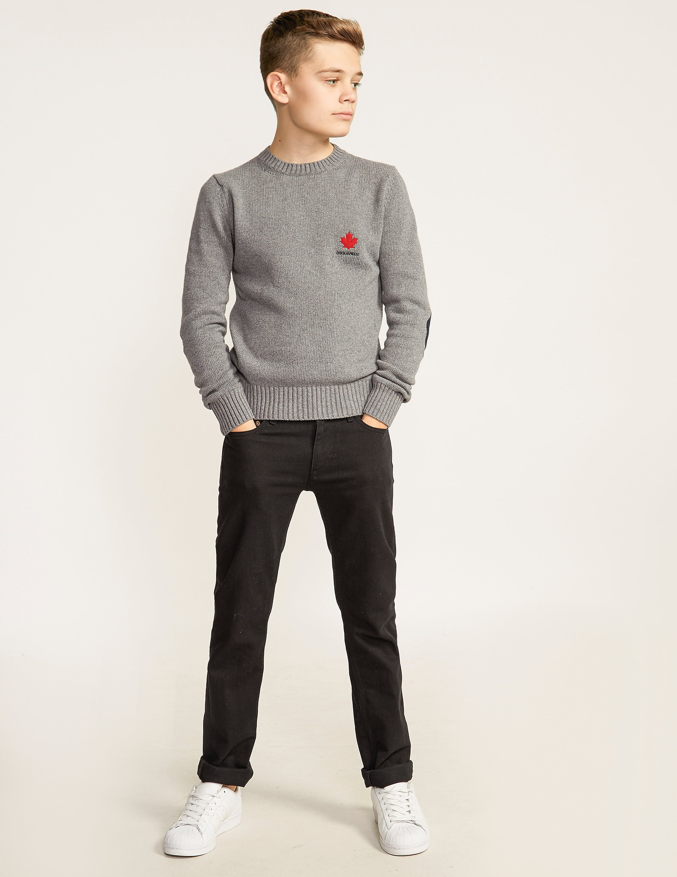 DSQUARED2 D2K MAPLE KNIT
