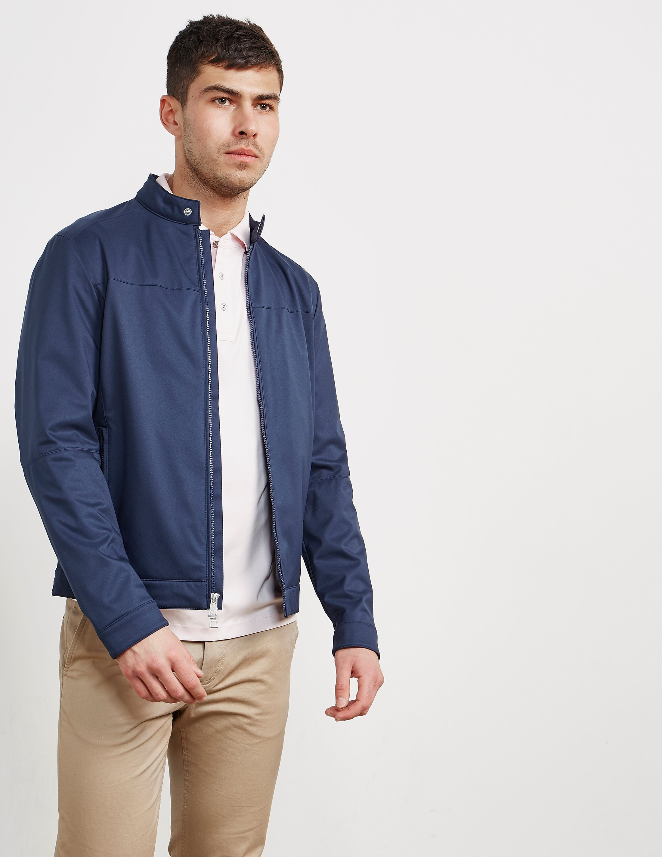 Michael Kors Soft Harrington Jacket