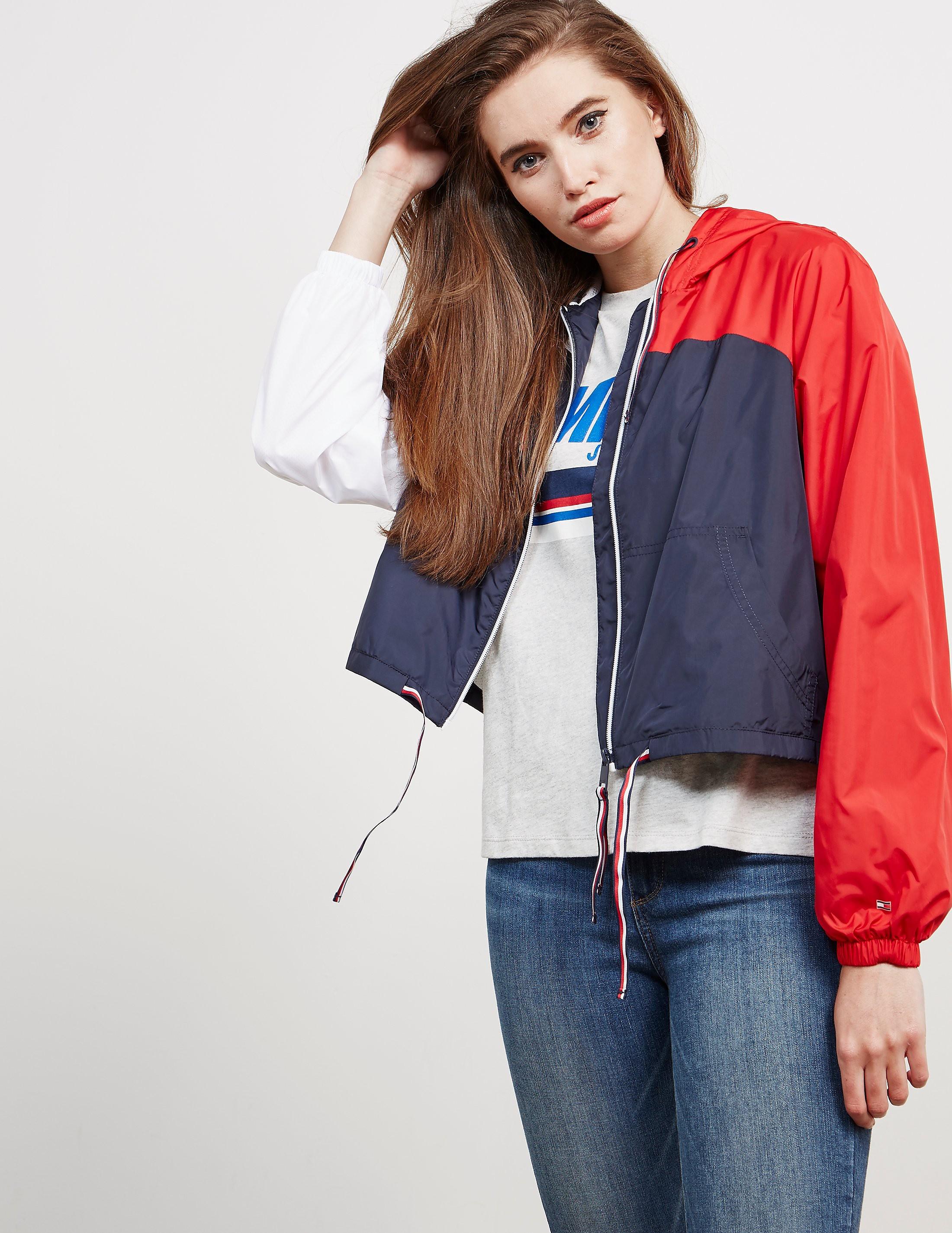 Tommy Hilfiger Athletic Windbreaker Jacket