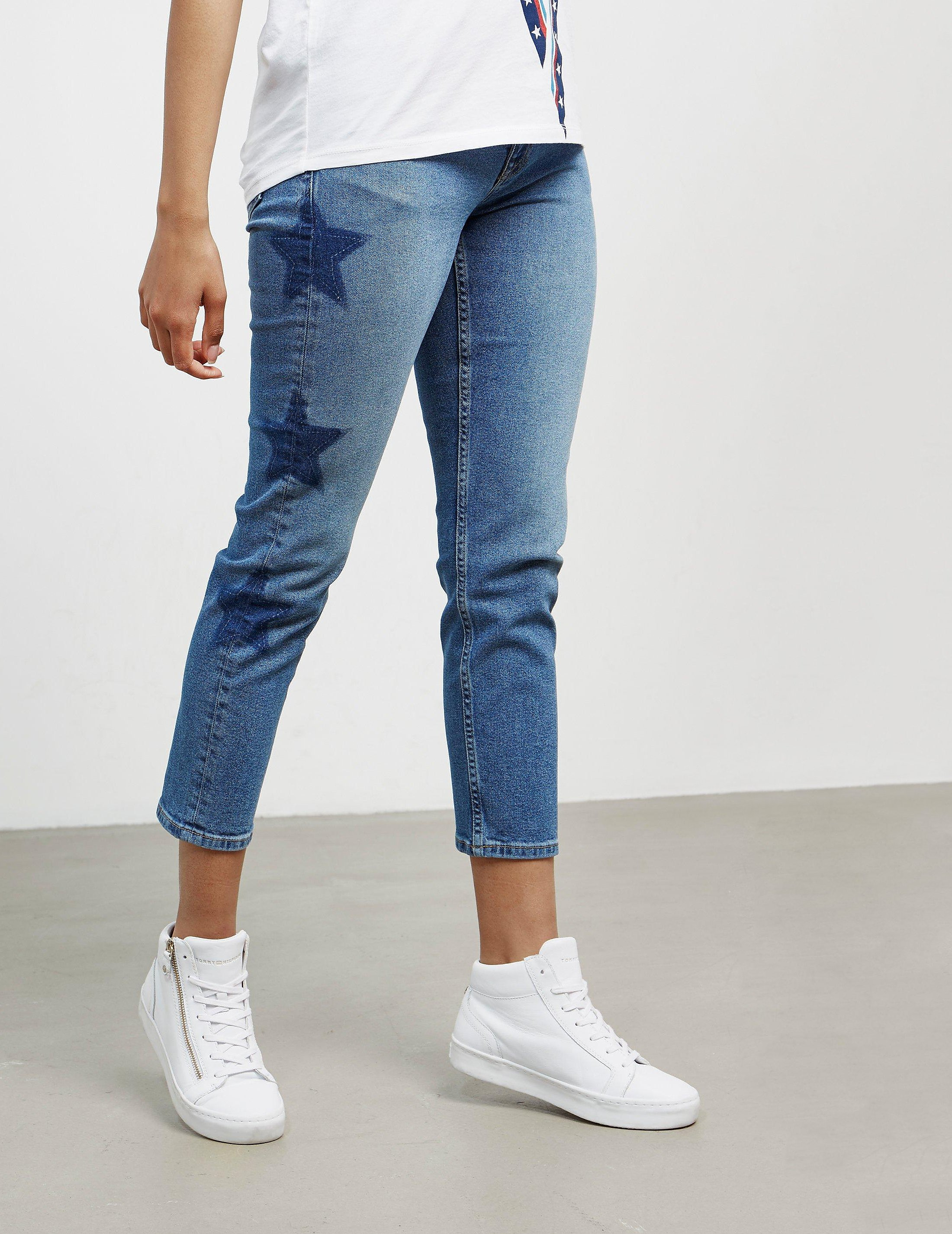 Tommy Hilfiger Slim Izzy Star Jeans