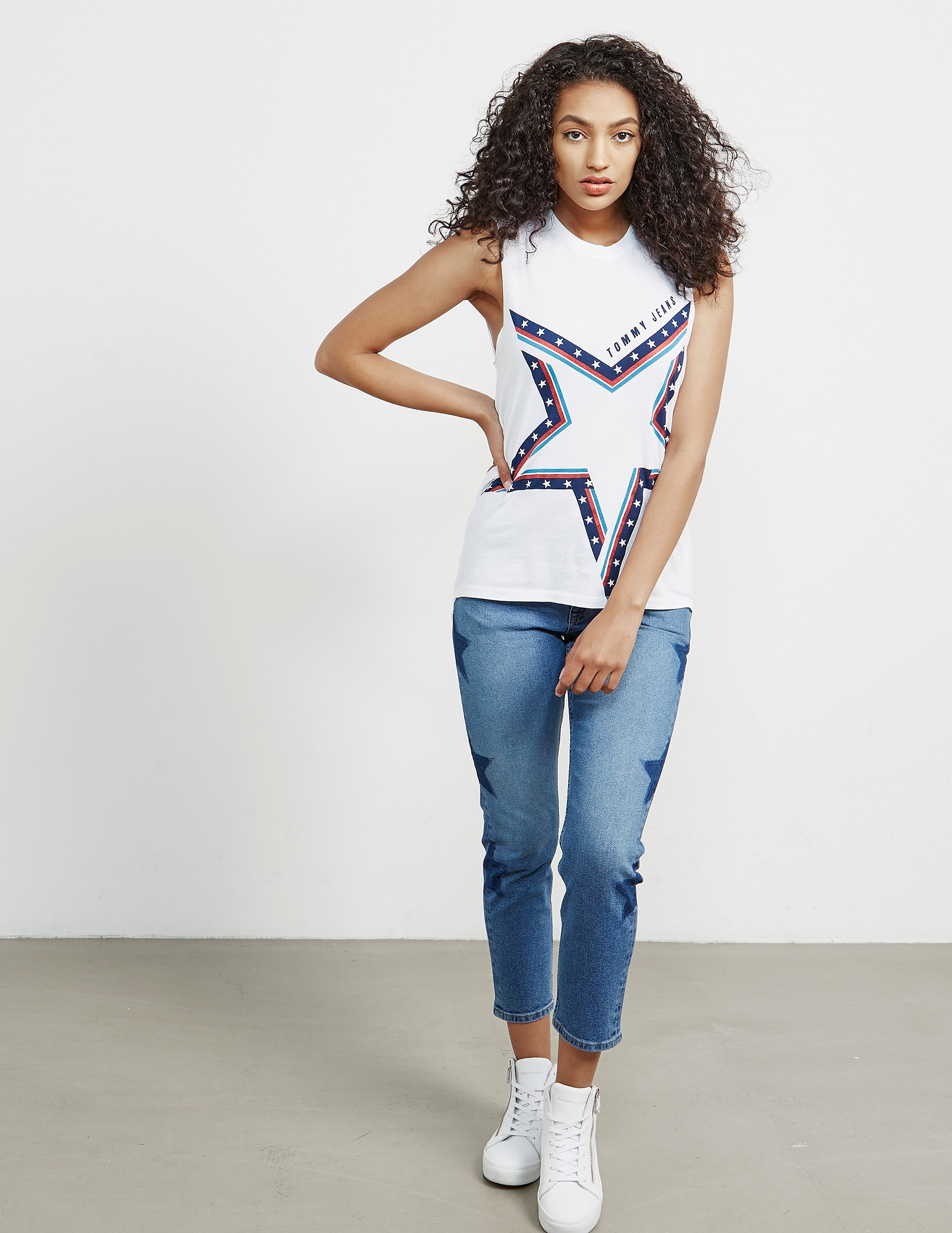 Tommy Hilfiger Star Tank Top - Online Exclusive