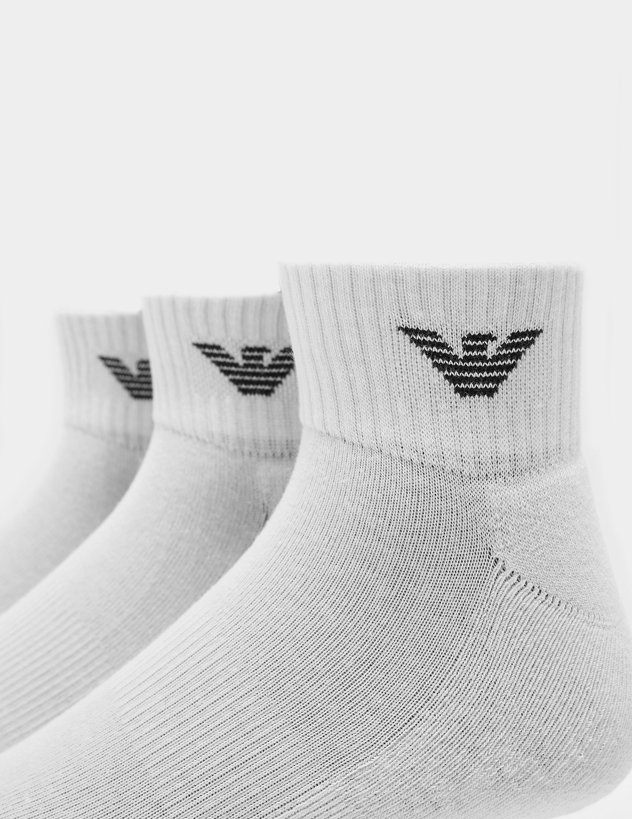 Emporio Armani Eagle Ankle Socks