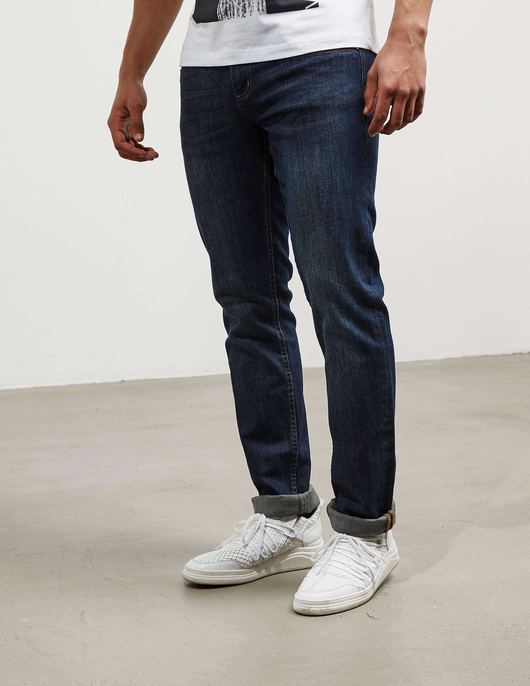 Versace Slim Tiger Pocket Jeans