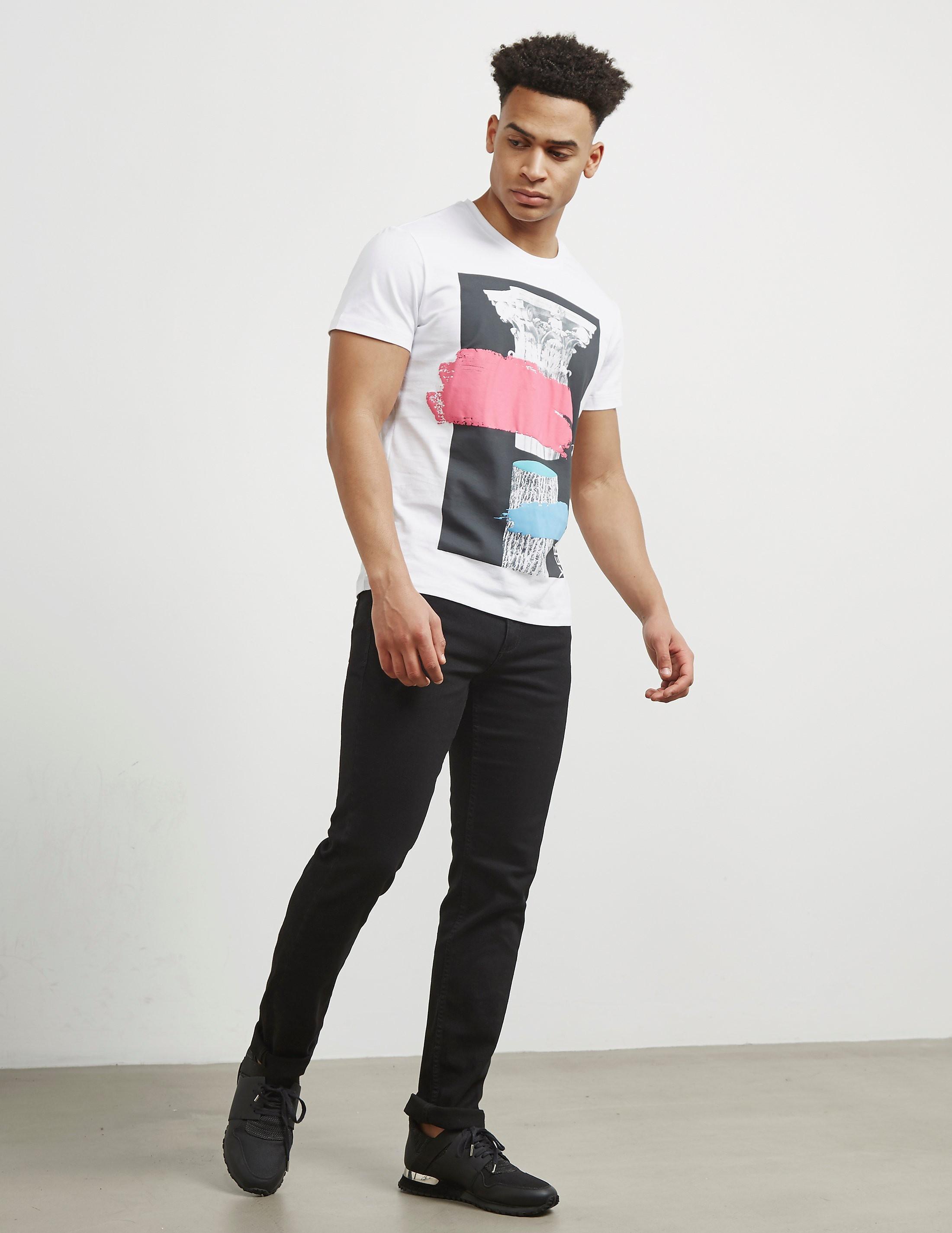 Versace Slim Logo Jeans