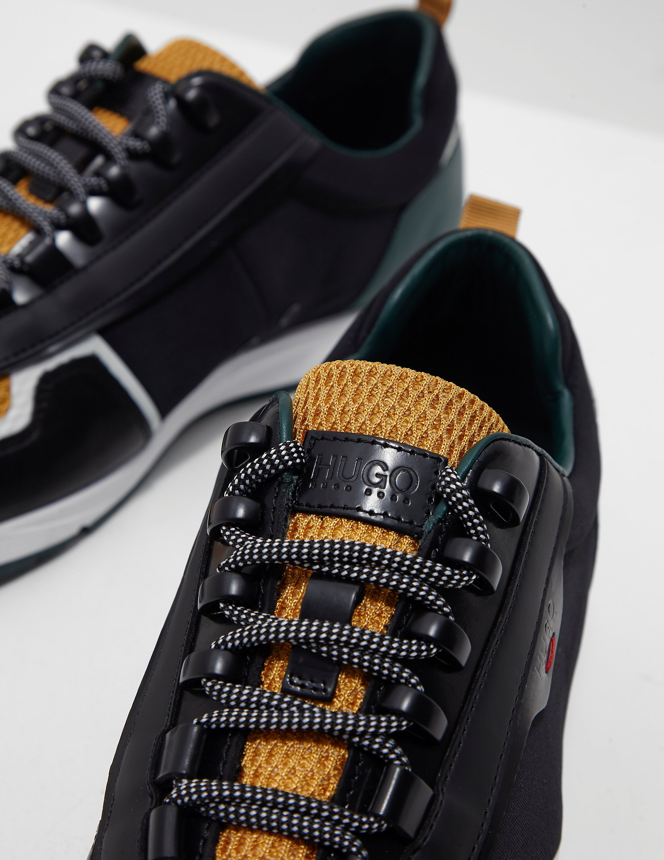 HUGO Hybrid Leather