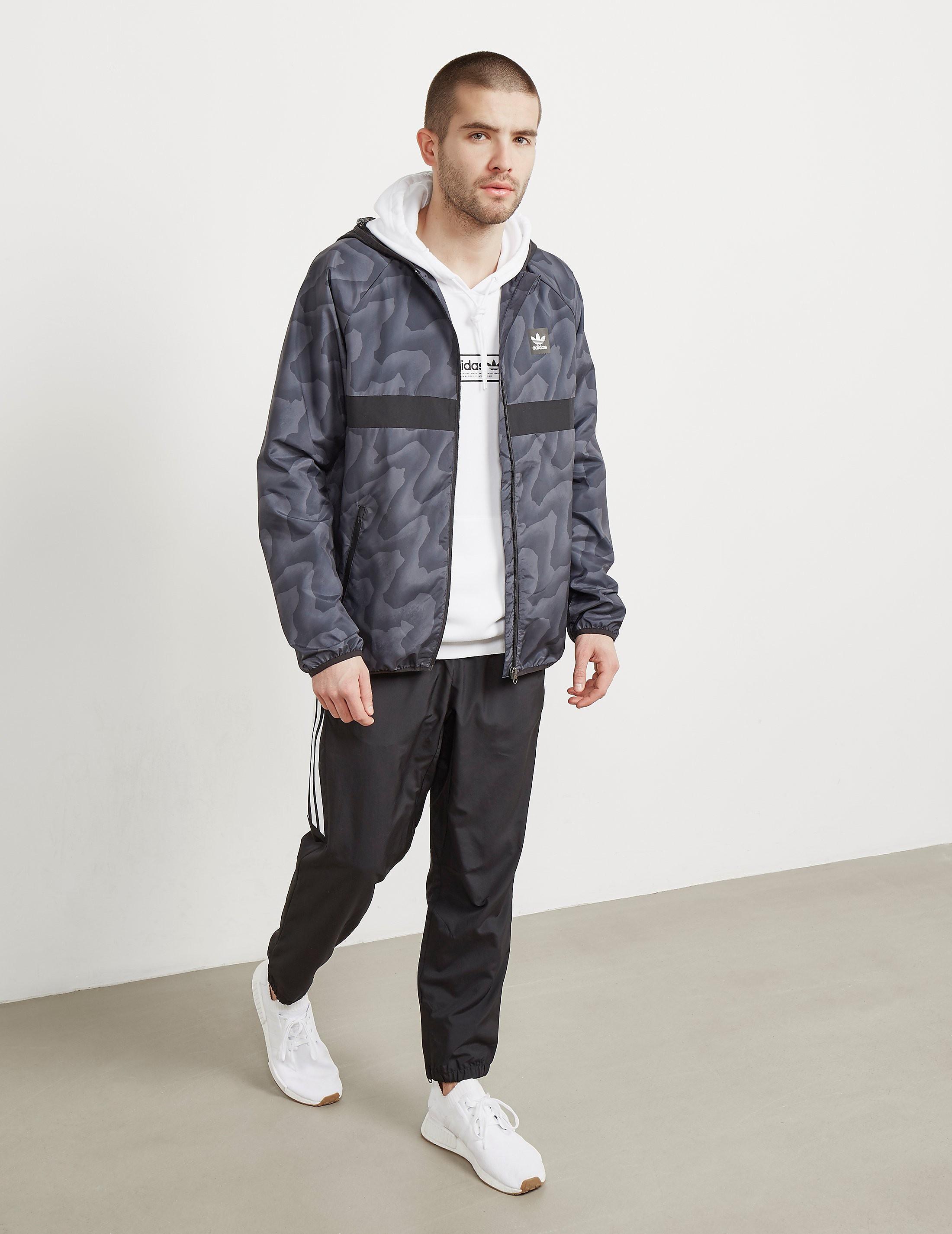 adidas Originals Warp Camo Lightweight Windrunner Jacket