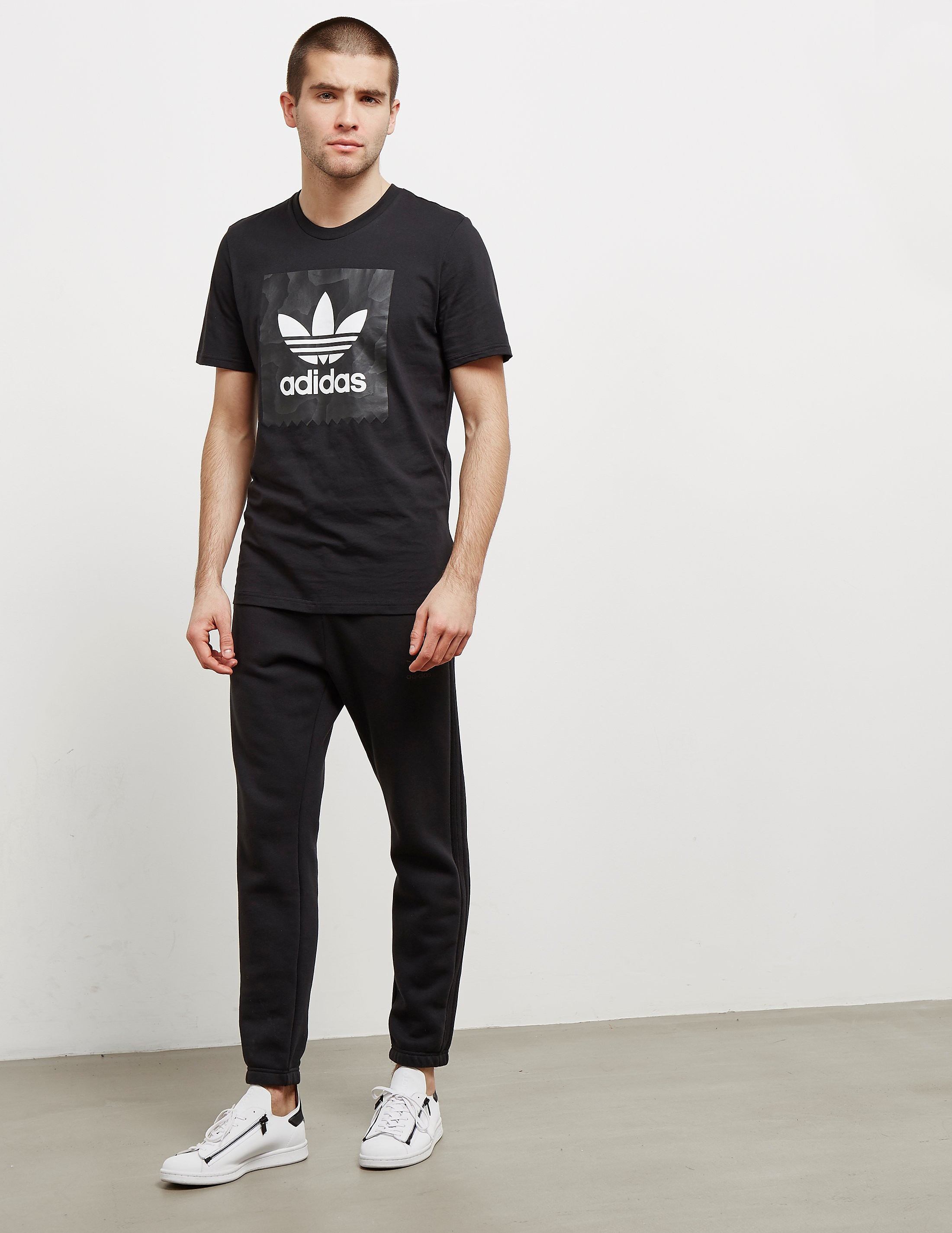 adidas Originals Skateboarding Warp Short Sleeve T-Shirt