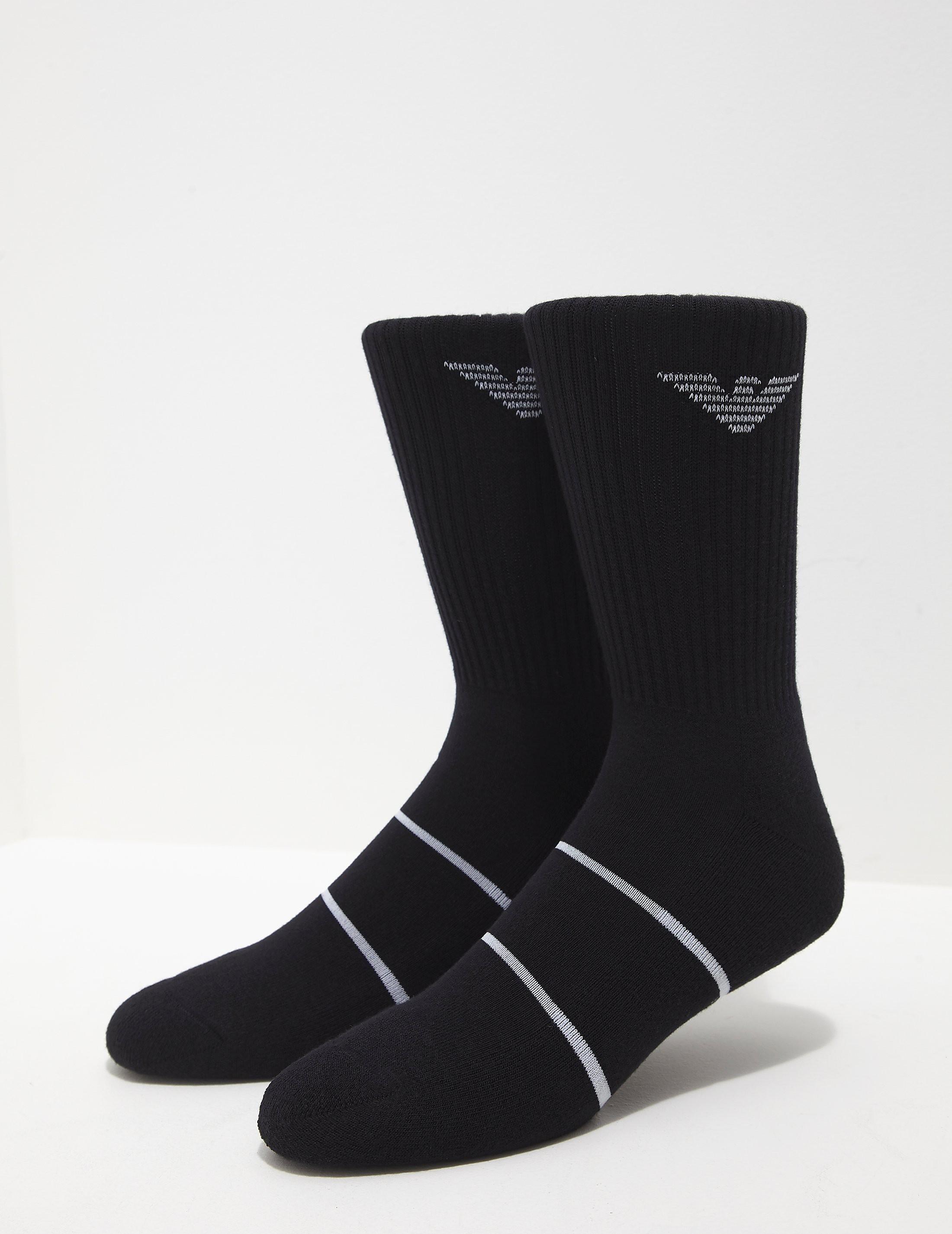 Emporio Armani 2-Pack Sports Socks