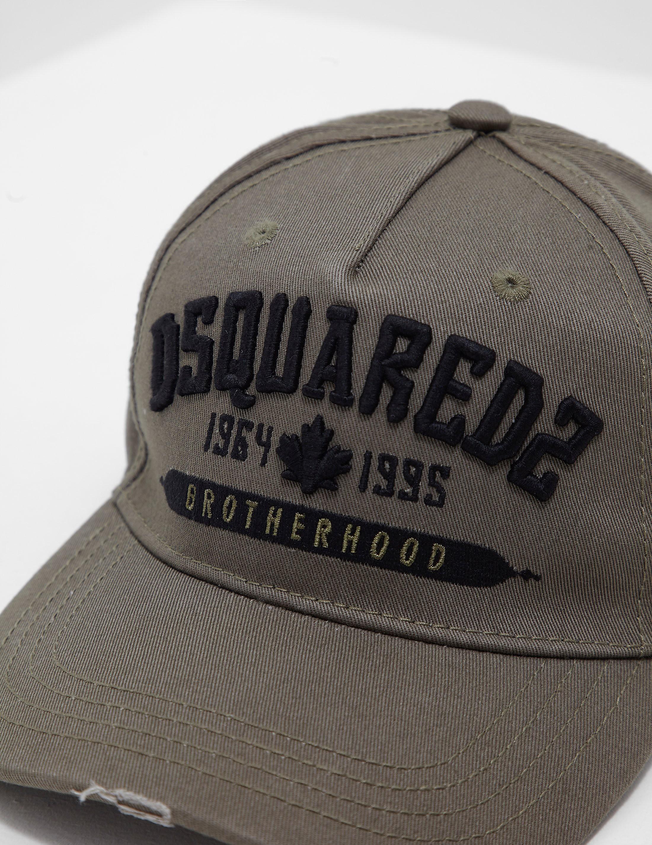 Dsquared2 Brotherhood Cap