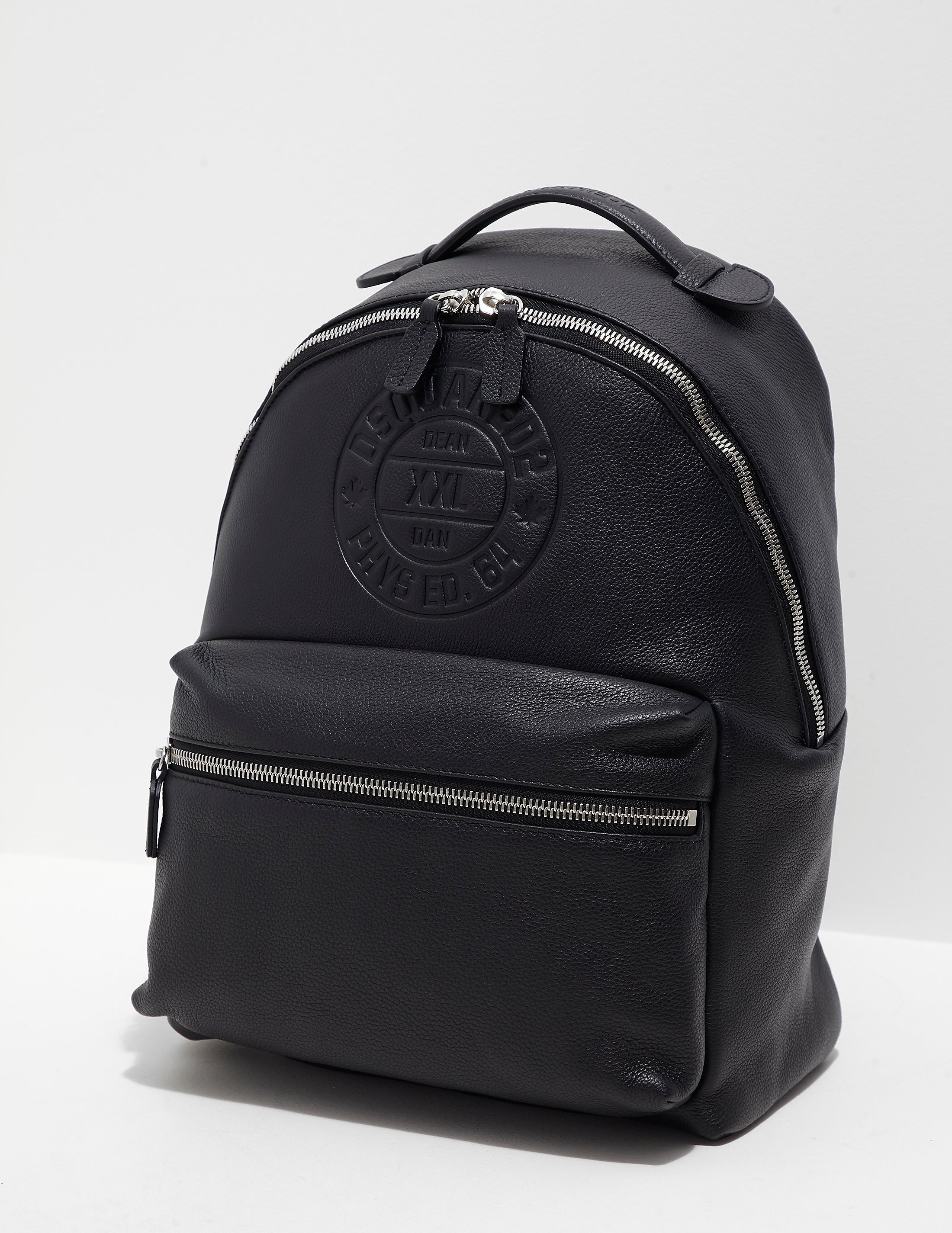 Dsquared2 Leather Backpack