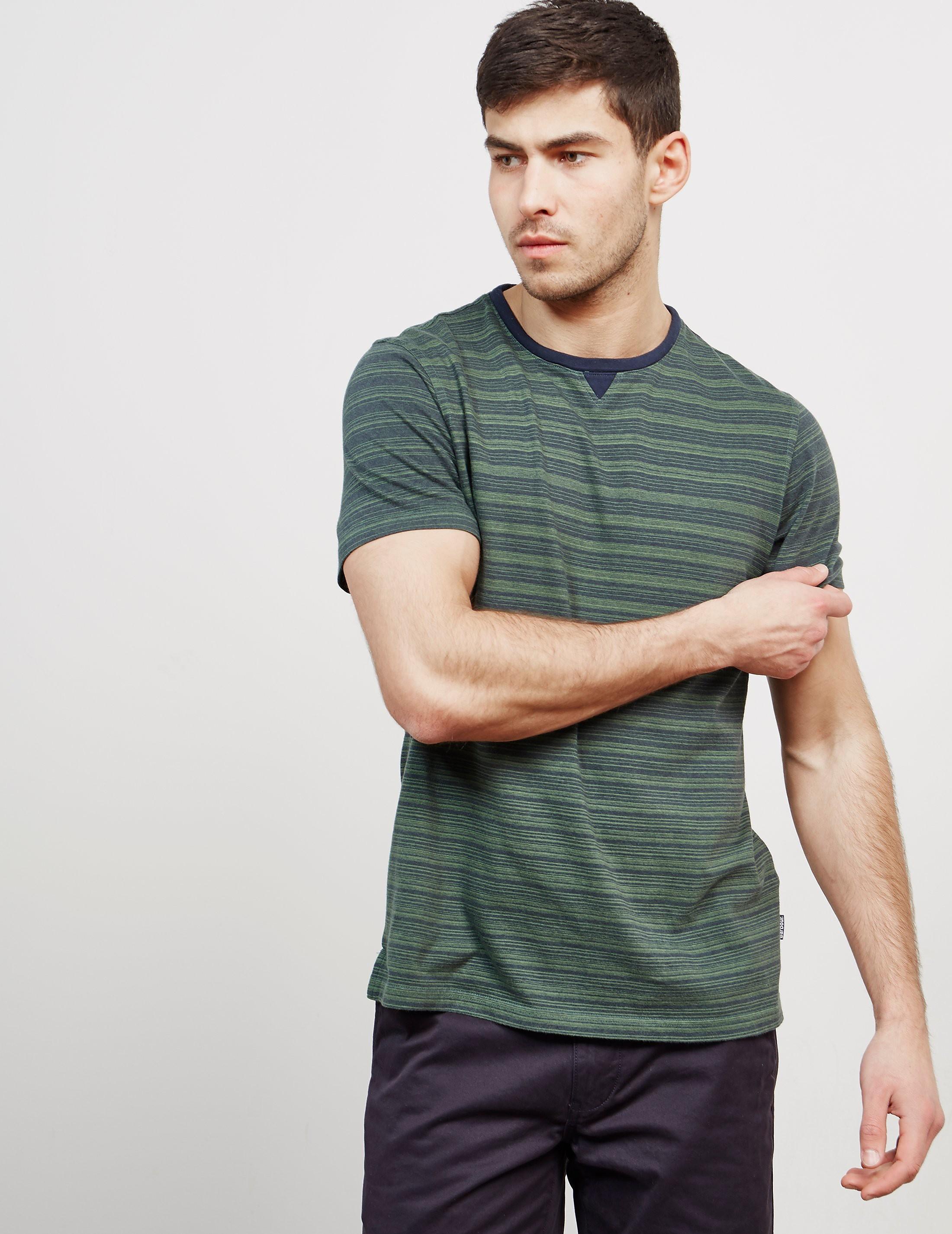 Barbour Mako Stripe Short Sleeve T-Shirt