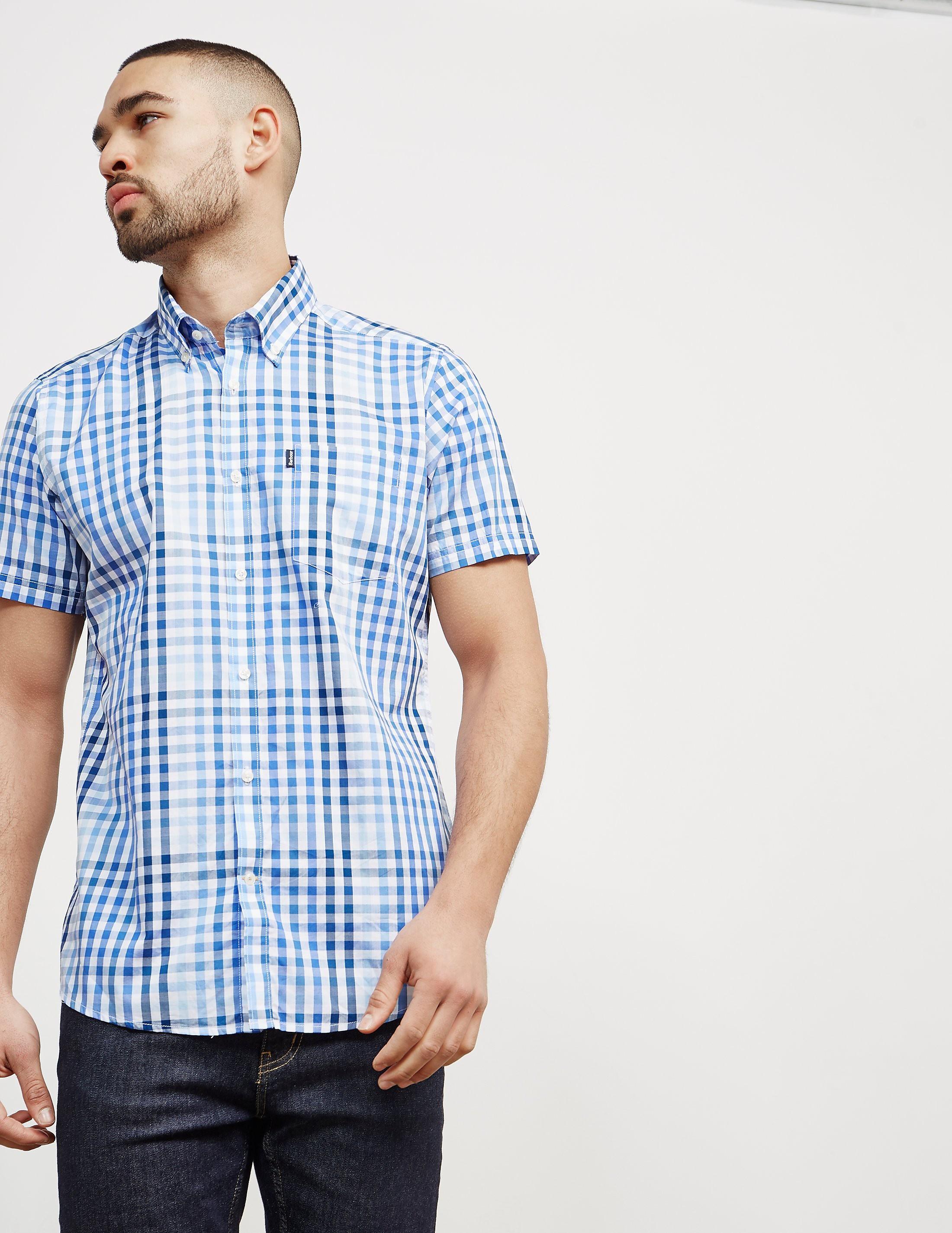 Barbour Russell Short Sleeve Shirt