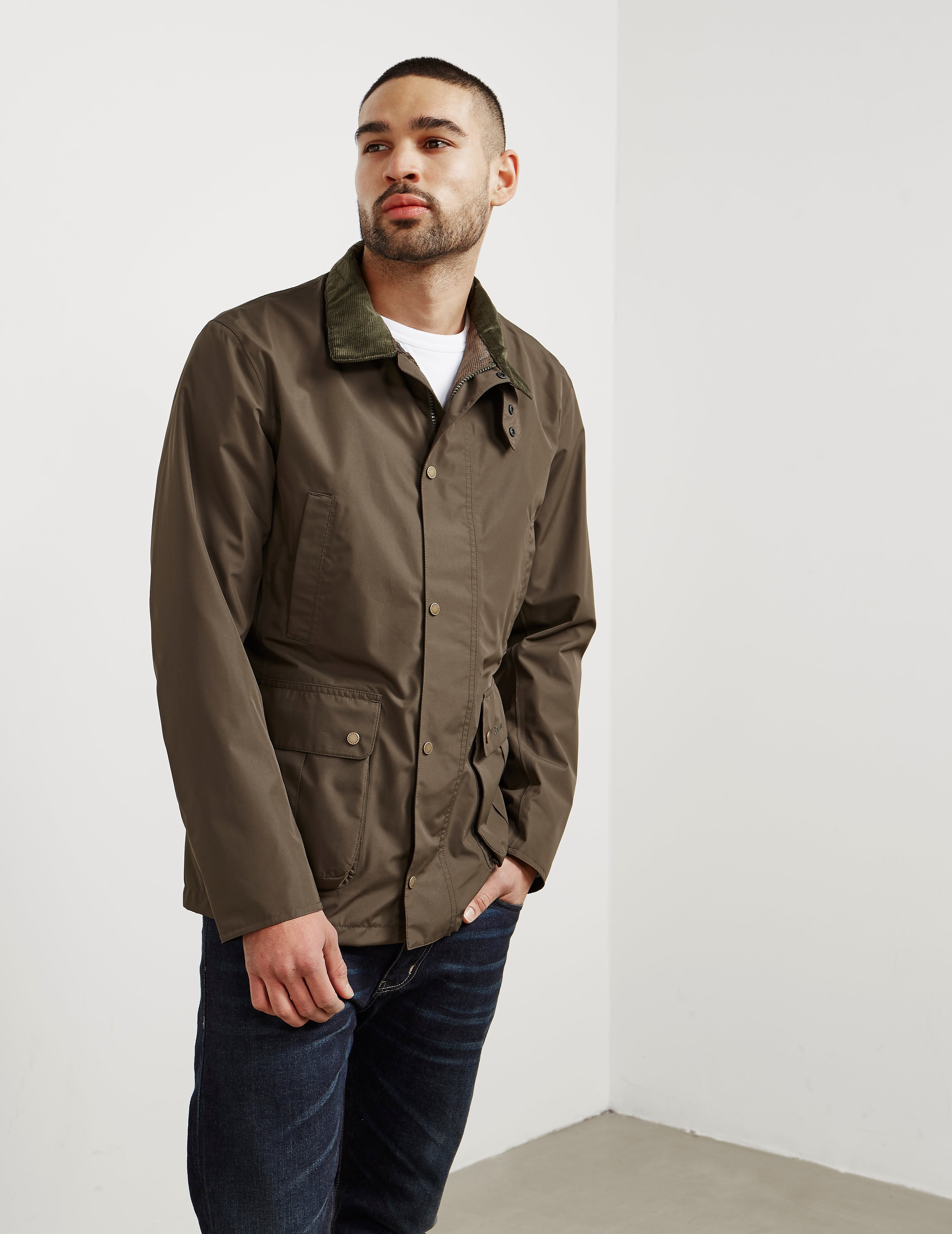 Barbour Severn Waterproof Jacket