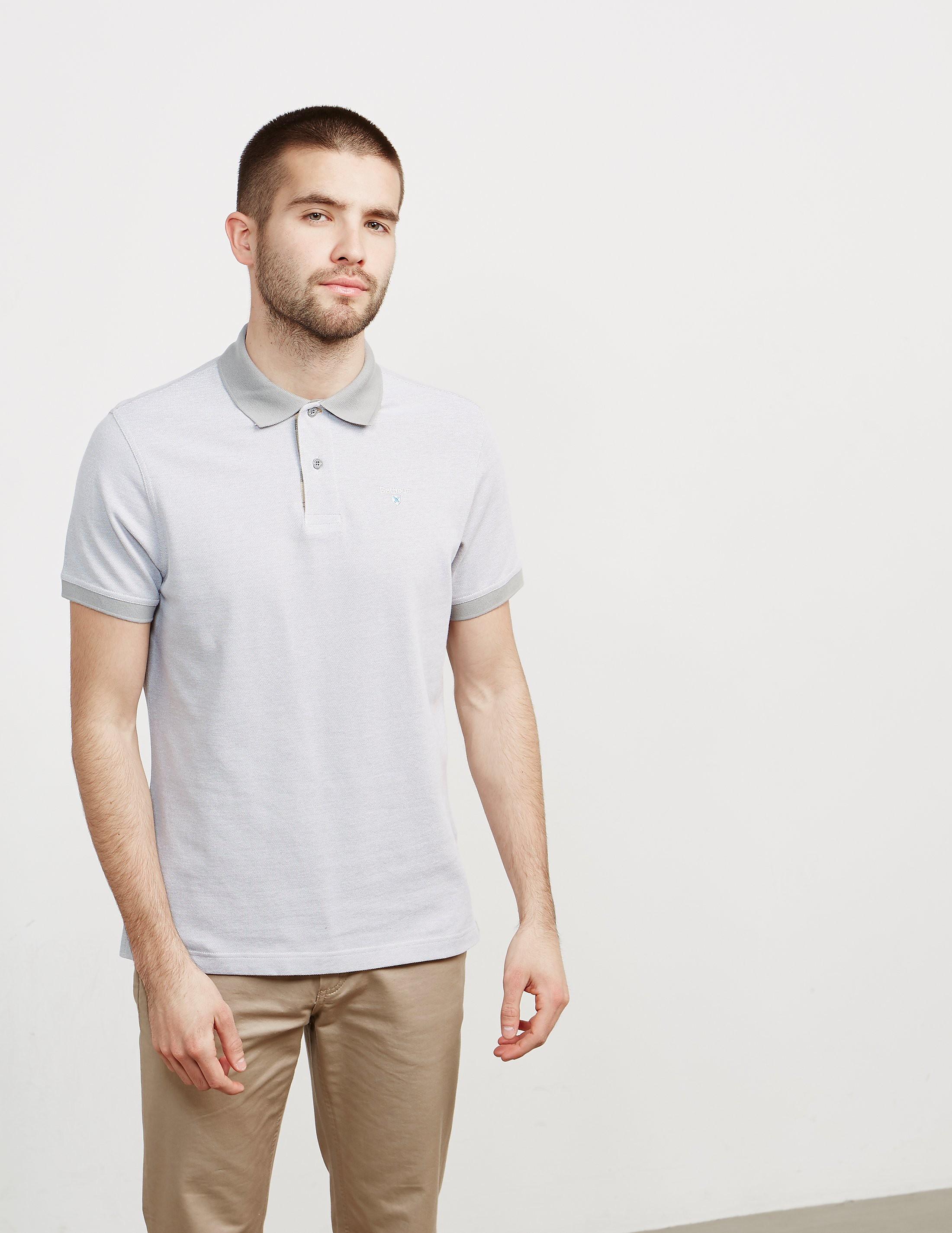 Barbour Birds Short Sleeve Polo Shirt