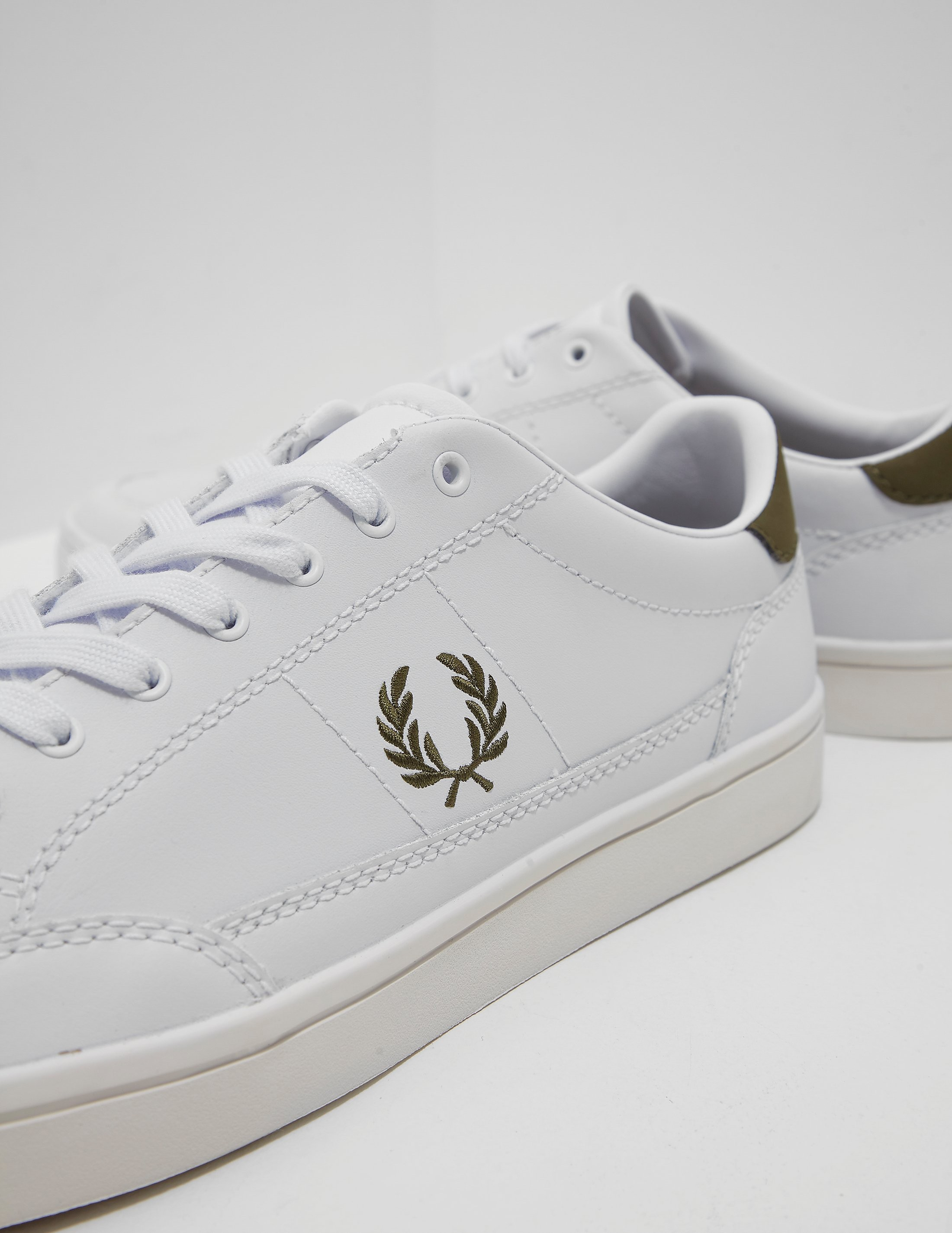 Fred Perry Deuce Leather