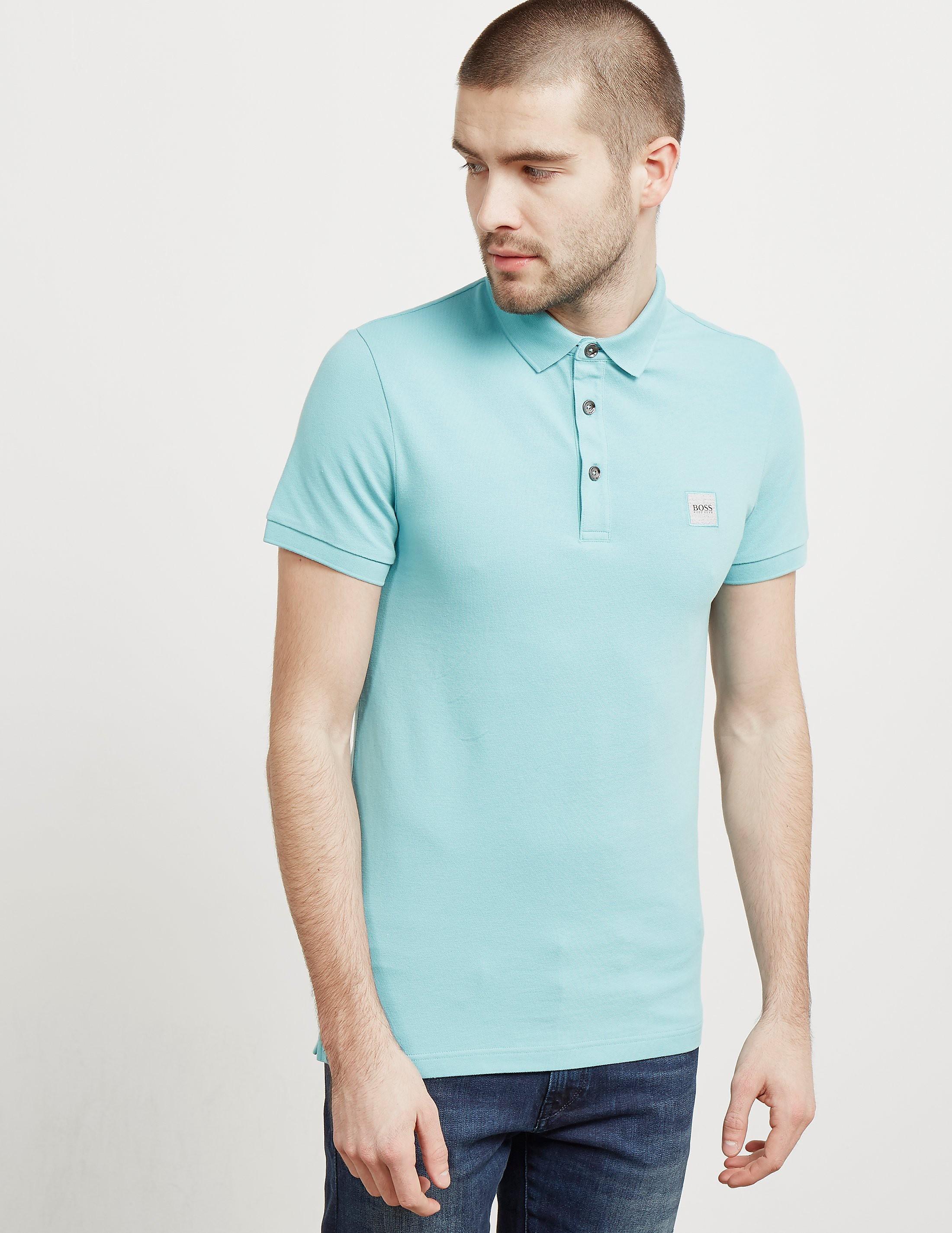 BOSS Orange Passenger Short Sleeve Polo Shirt
