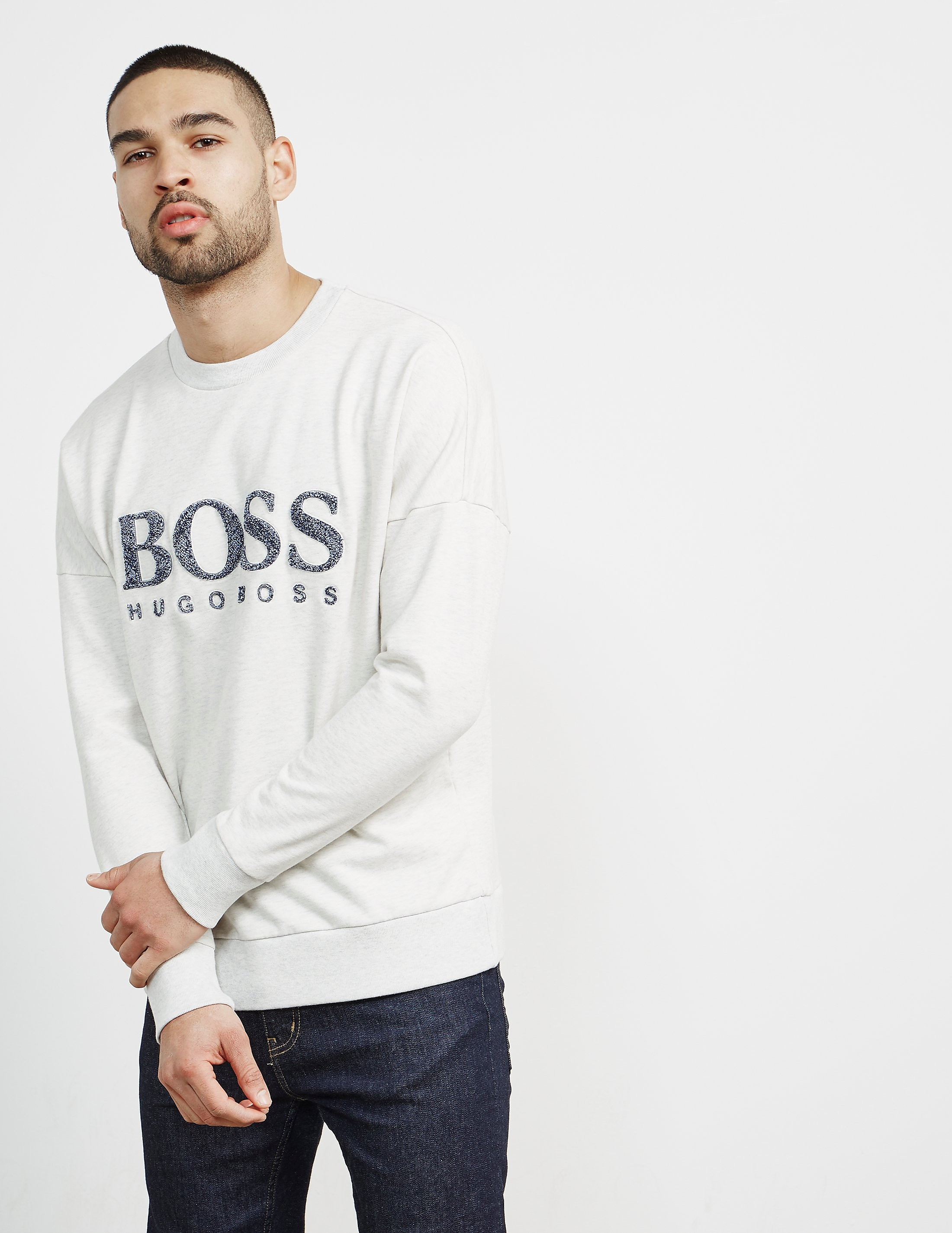BOSS Orange Westlake Logo Sweatshirt