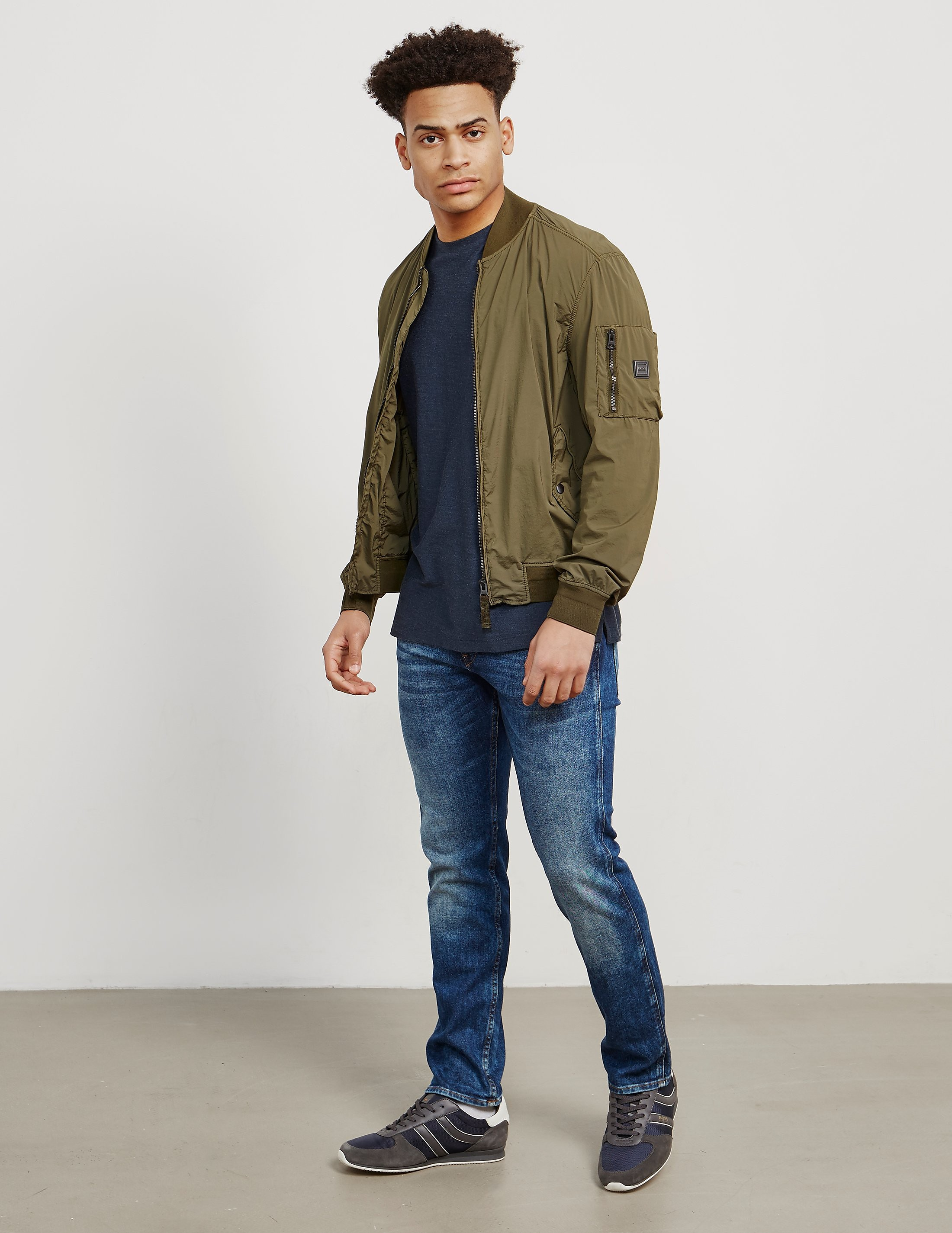 BOSS Onino Lightweight Bomber Jacket