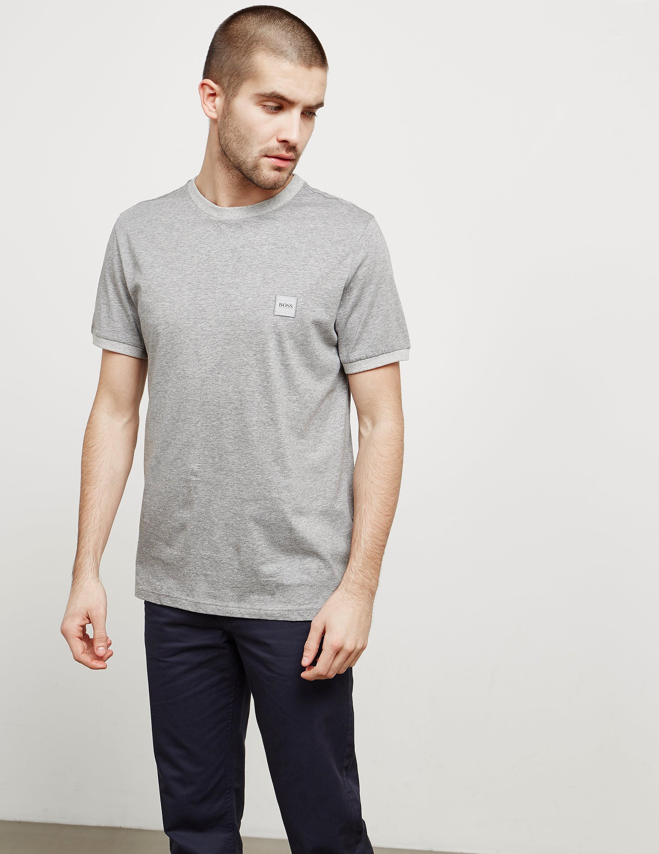 BOSS Topical Ringer Short Sleeve T-Shirt
