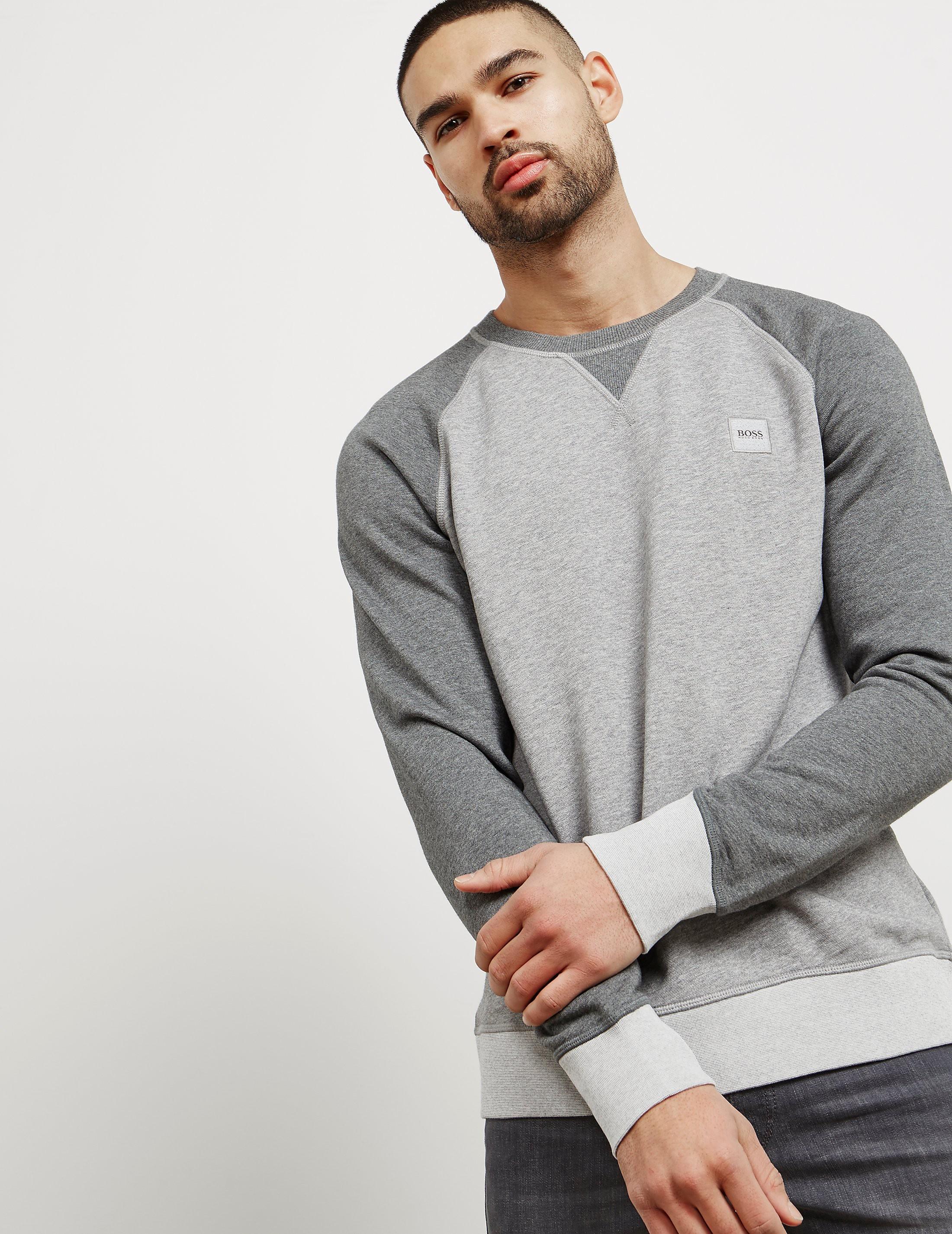 BOSS Walkout Crew Sweatshirt