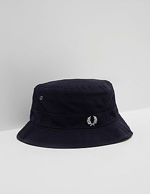 d7dffa717f500 ... reduced fred perry pique reversible bucket hat a0803 4b884