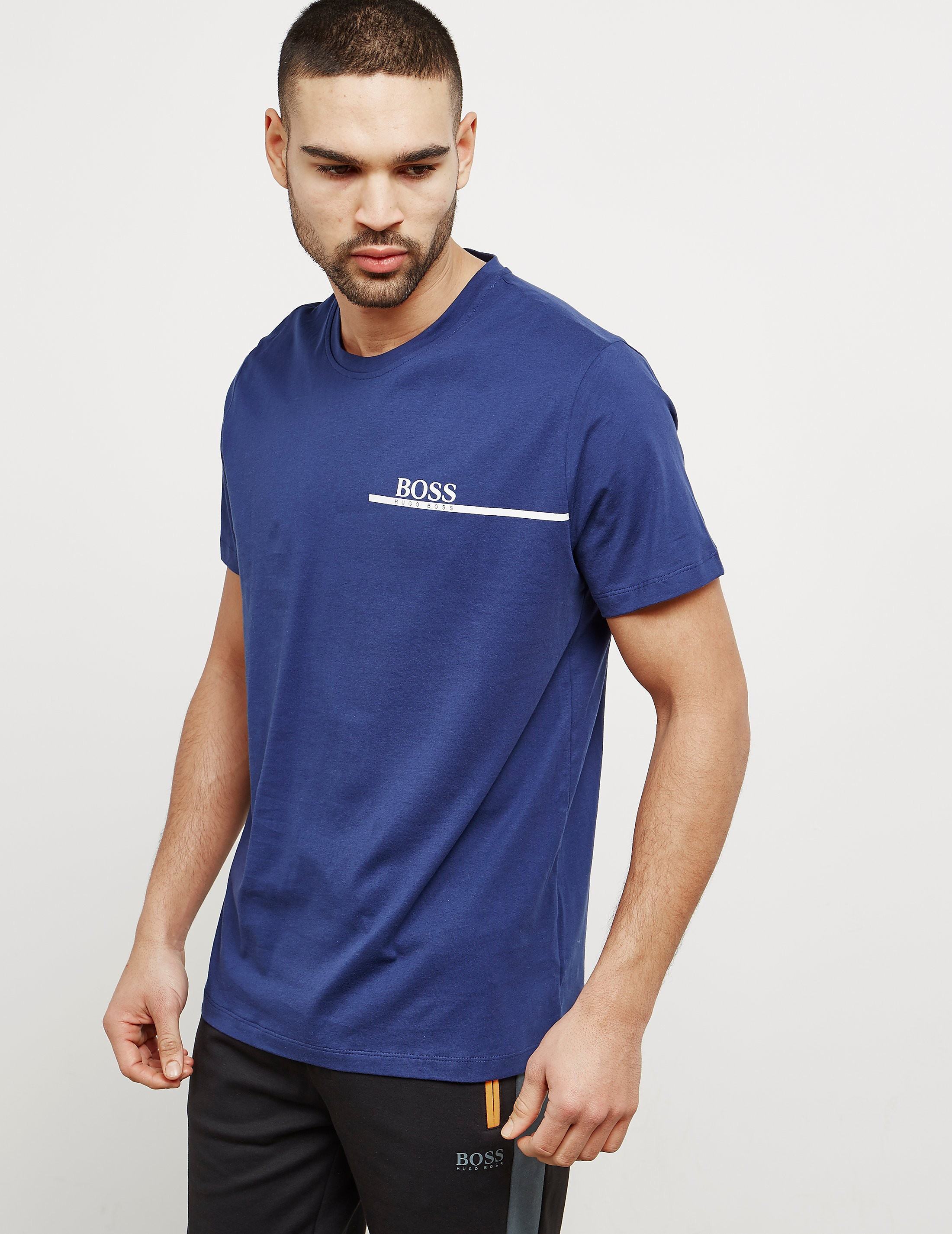 BOSS Underline Short Sleeve T-Shirt