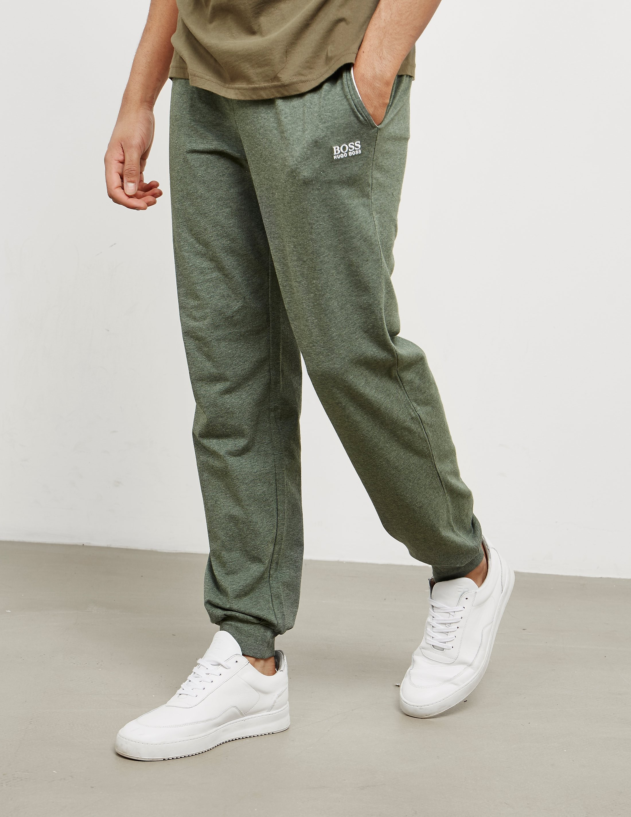 BOSS Core Cuffed Track Pants