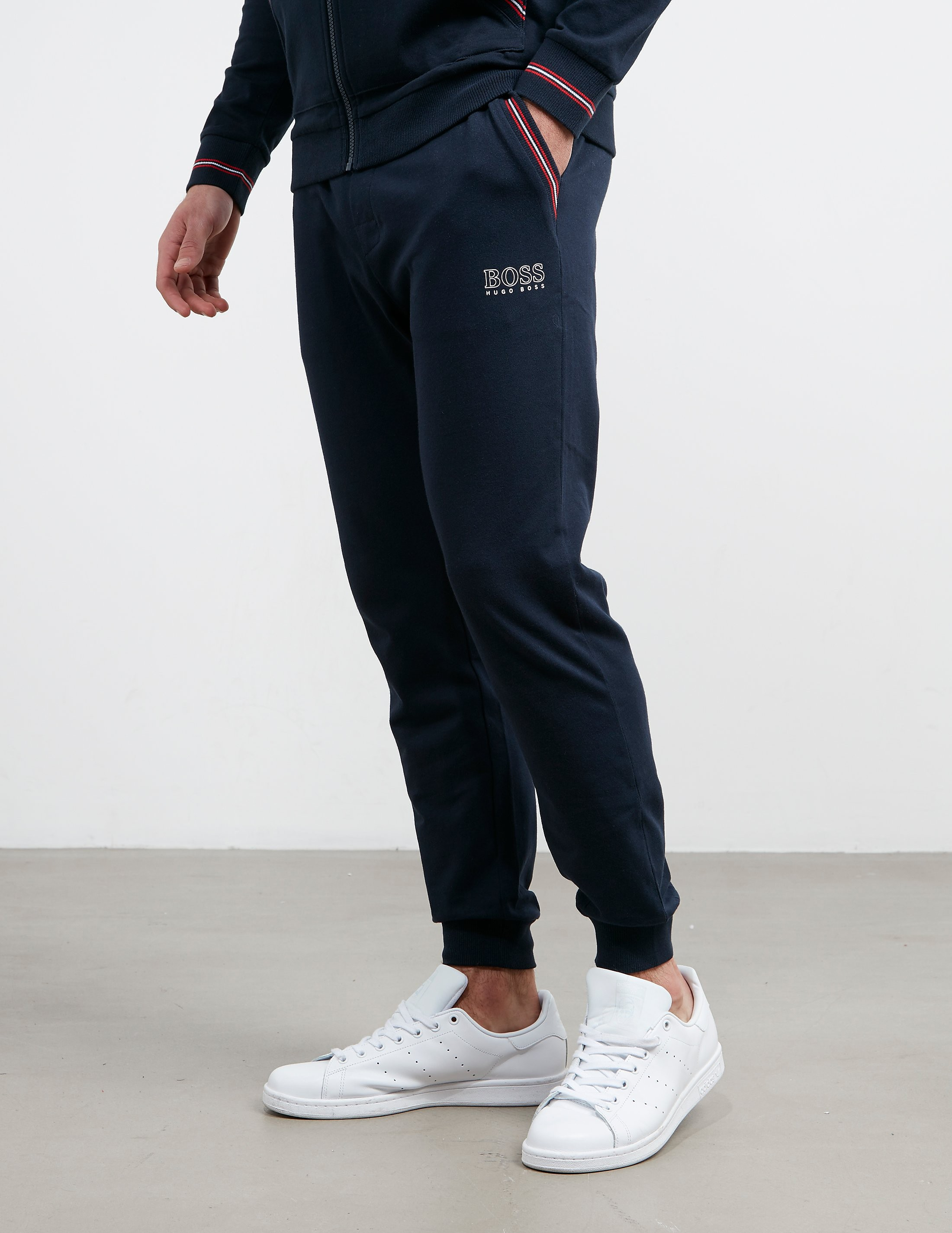 BOSS Trim Cuffed Track Pants