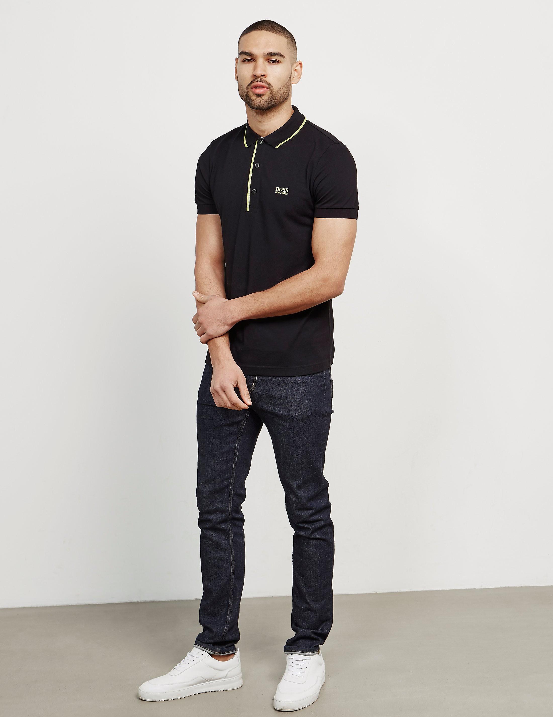BOSS Green Paule4 Short Sleeve Polo Shirt