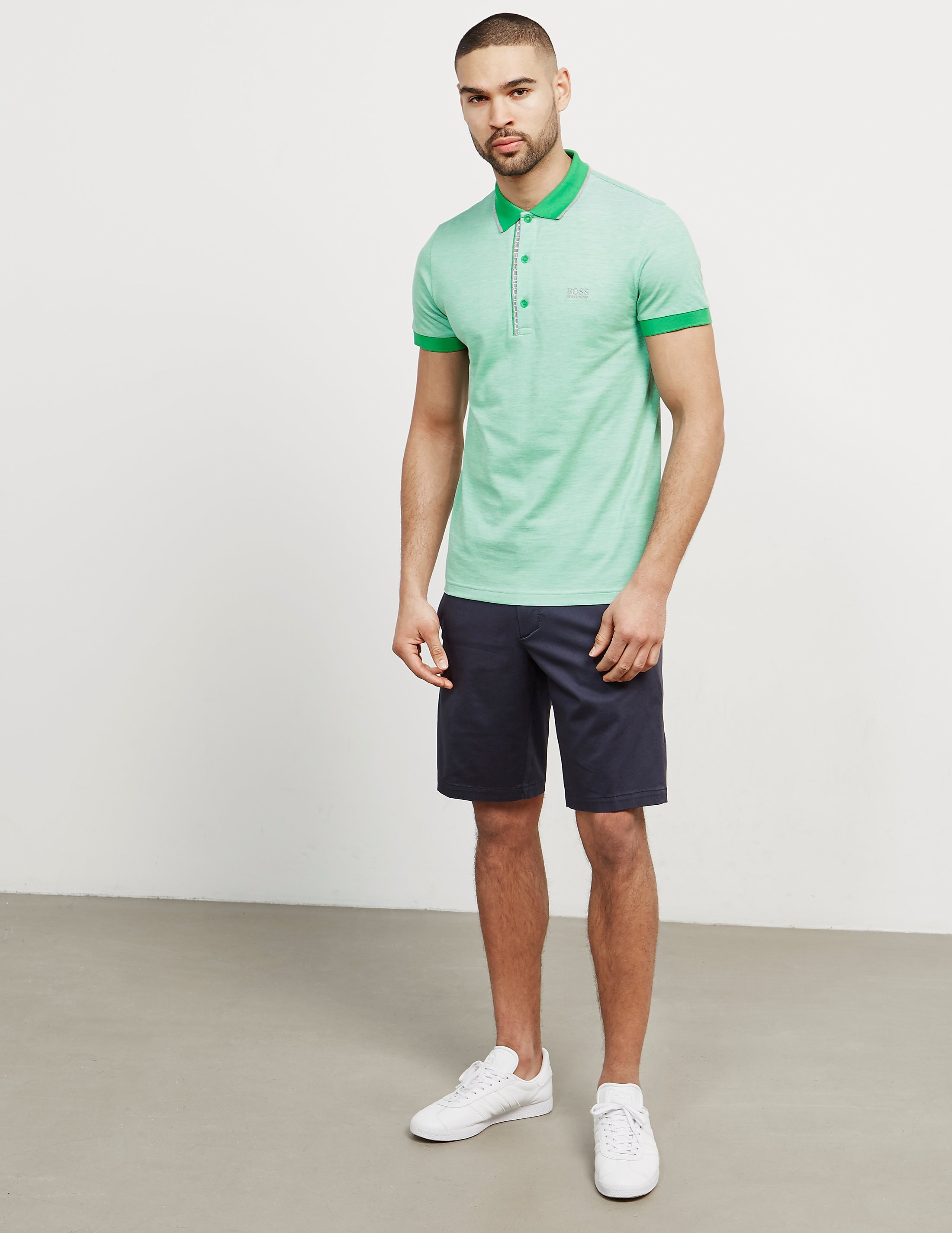 BOSS Green Paule4 Short Sleeve Polo Shirt