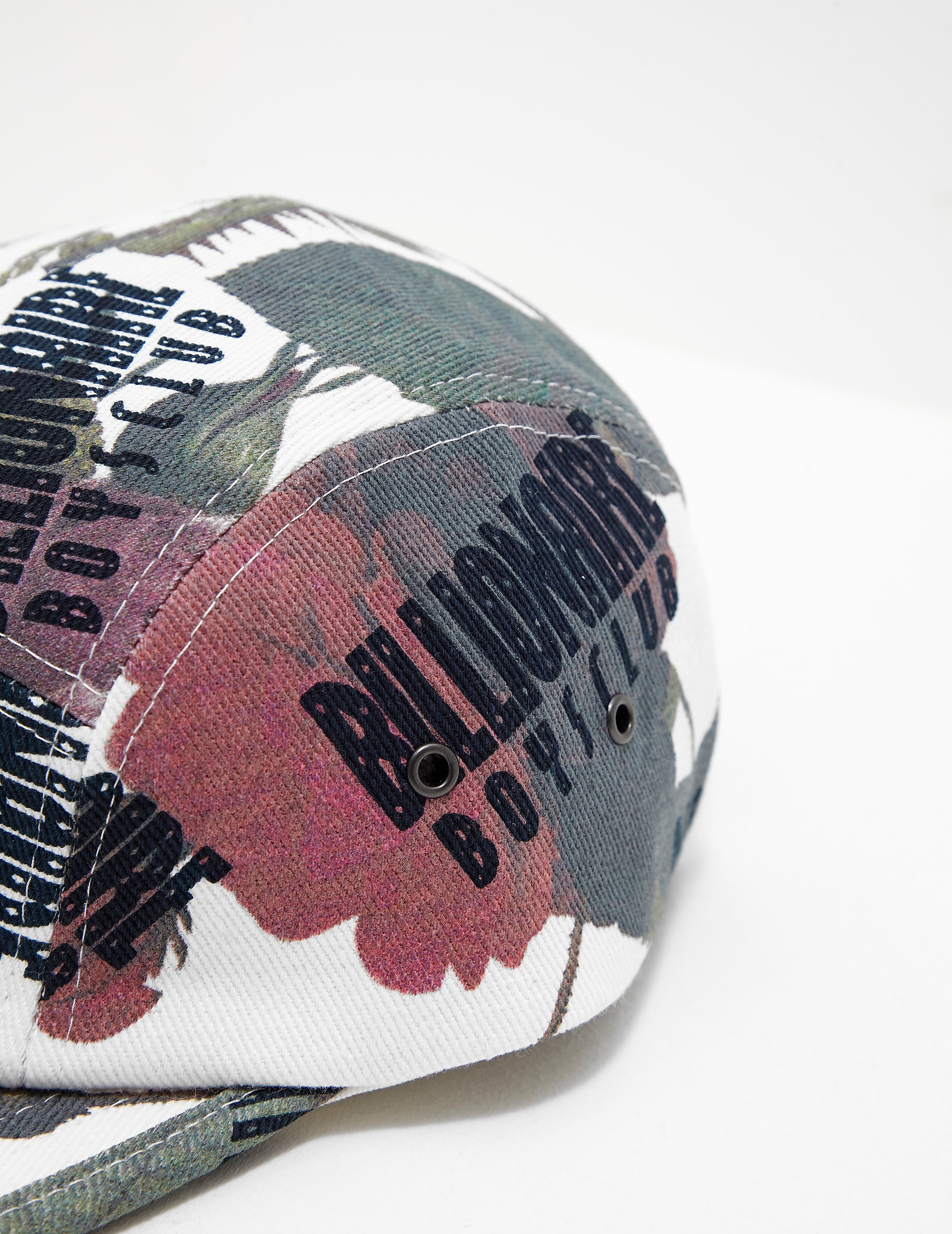 Billionaire Boys Club Floral Five Panel Cap