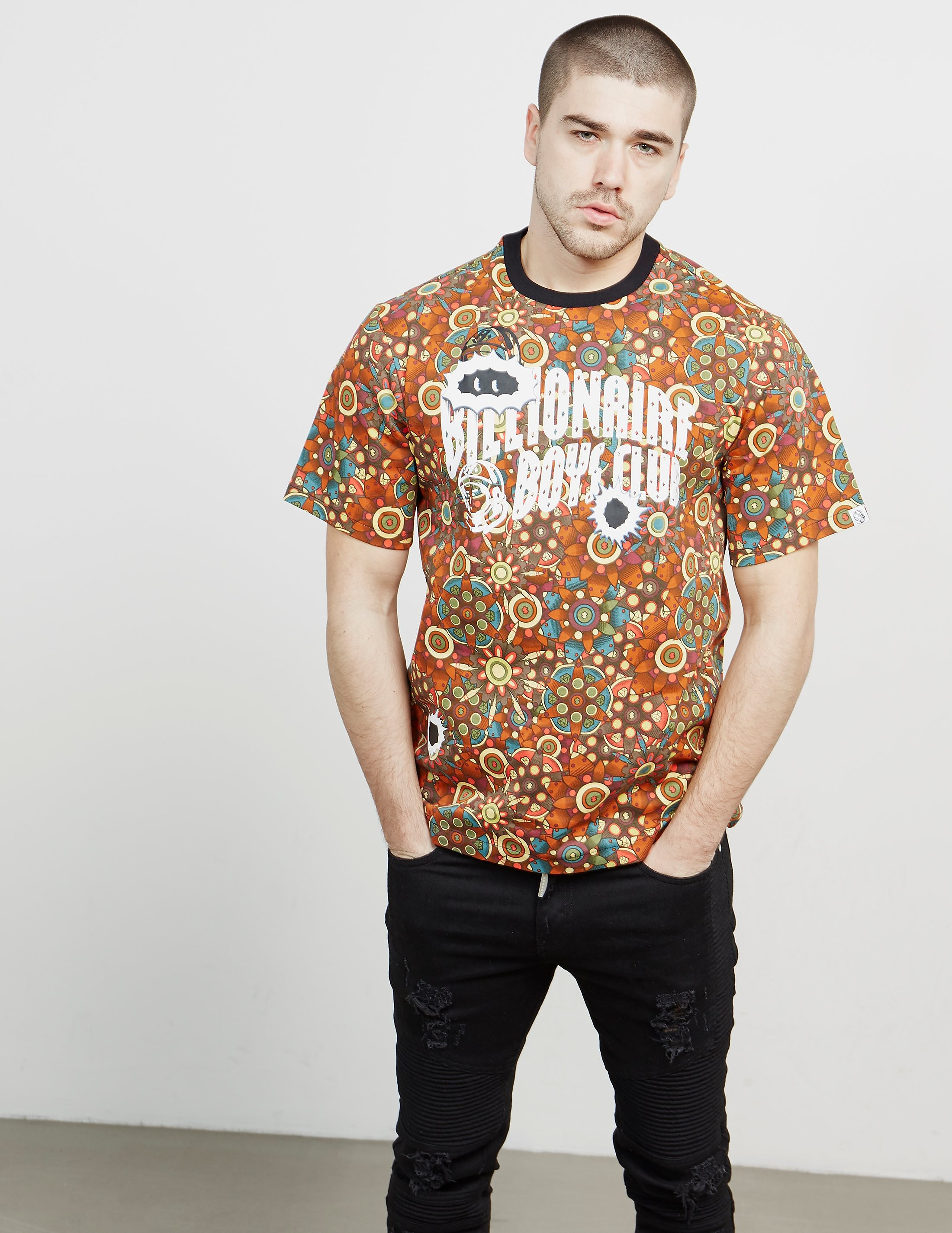 Billionaire Boys Club Peyote Short Sleeve T-Shirt - Online Exclusive