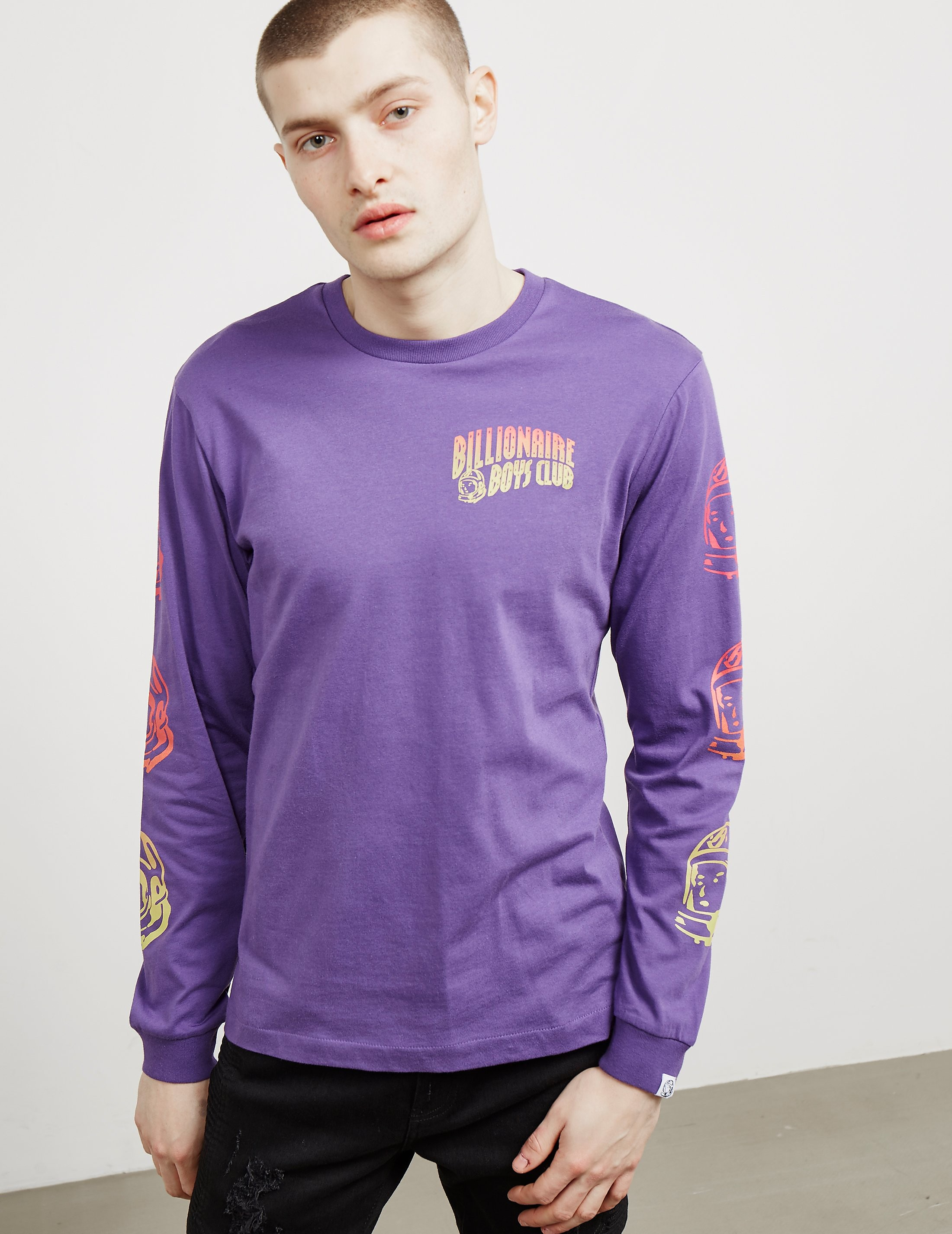 Billionaire Boys Club Helmet Long Sleeve T-Shirt