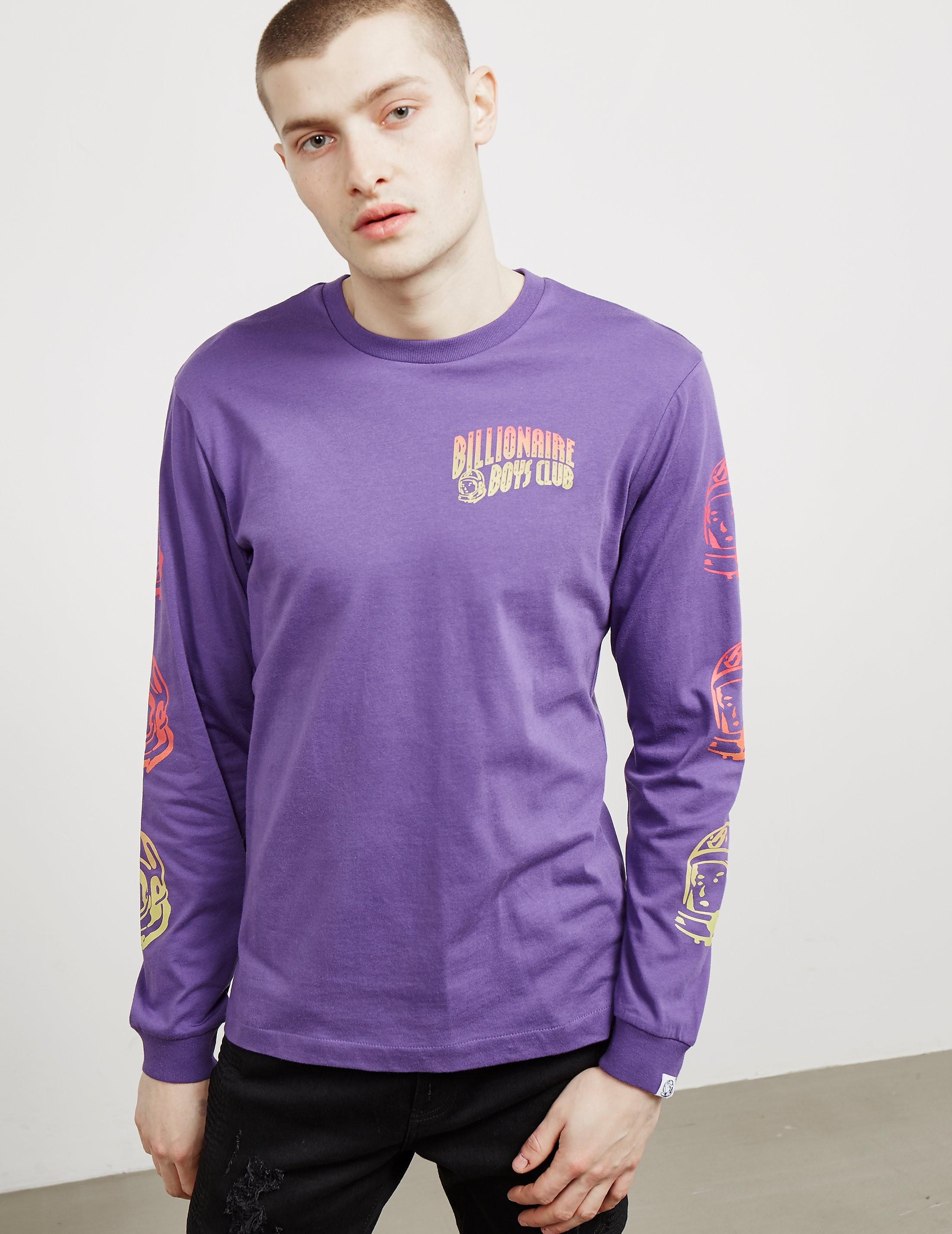 Billionaire Boys Club Helmet Long Sleeve T-Shirt