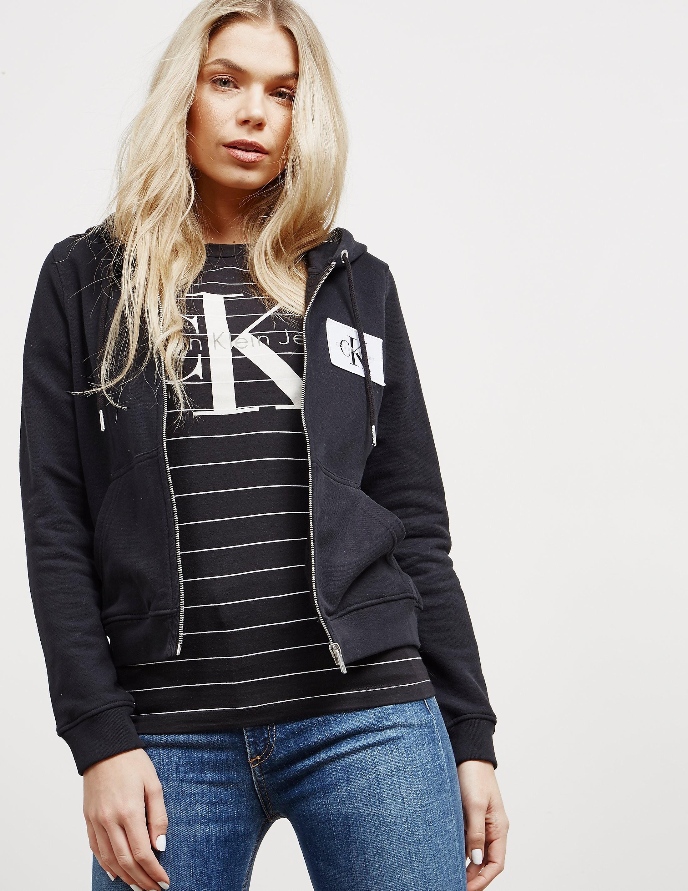 Calvin Klein True Icon Full Zip Hoodie