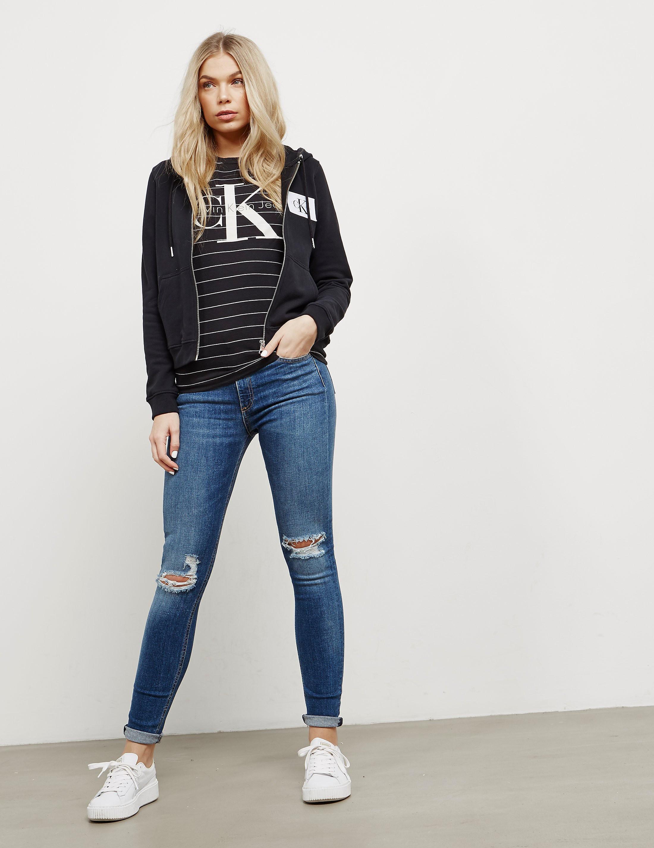 Calvin Klein True Icon Full Zip Hoody