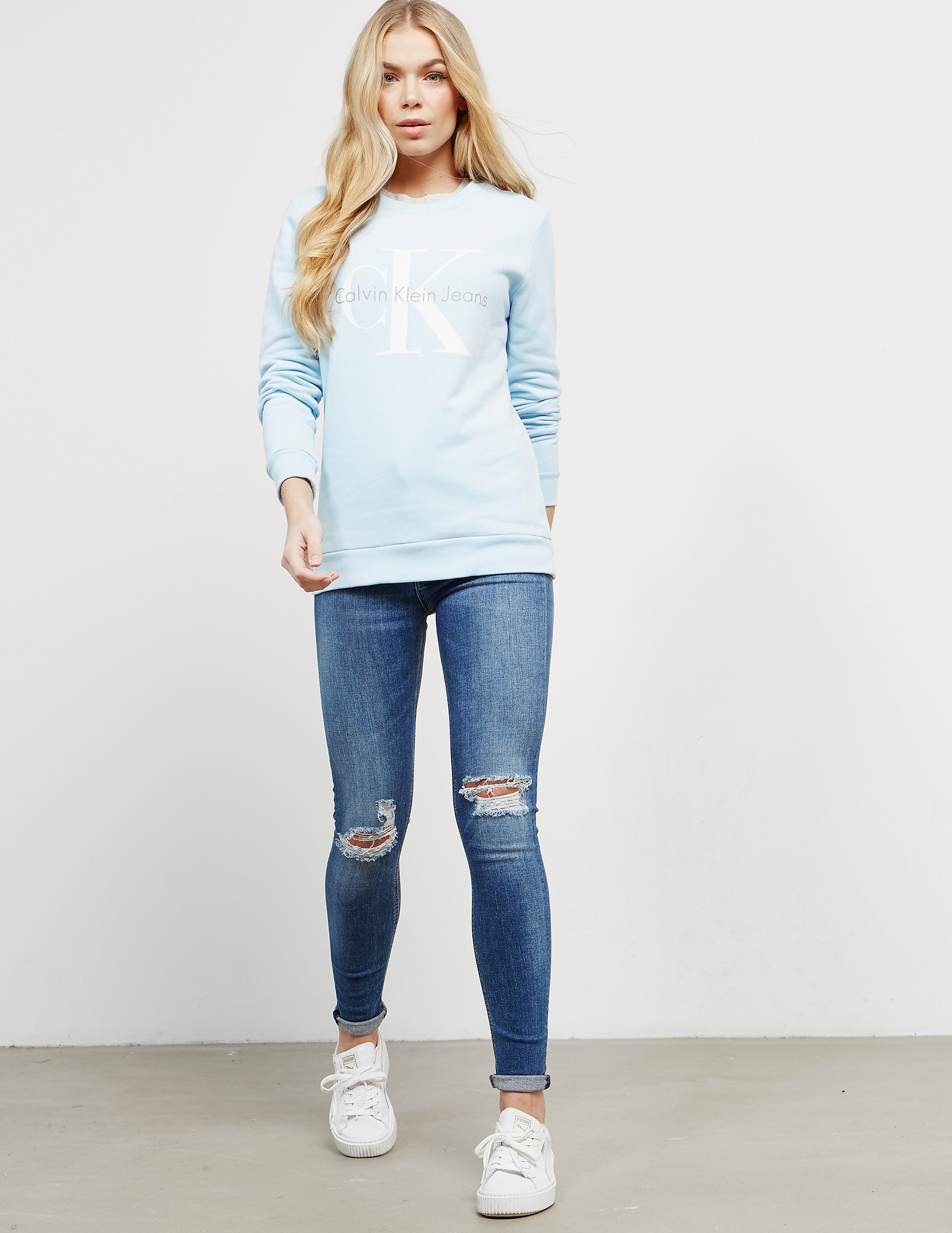 Calvin Klein True Icon Sweatshirt