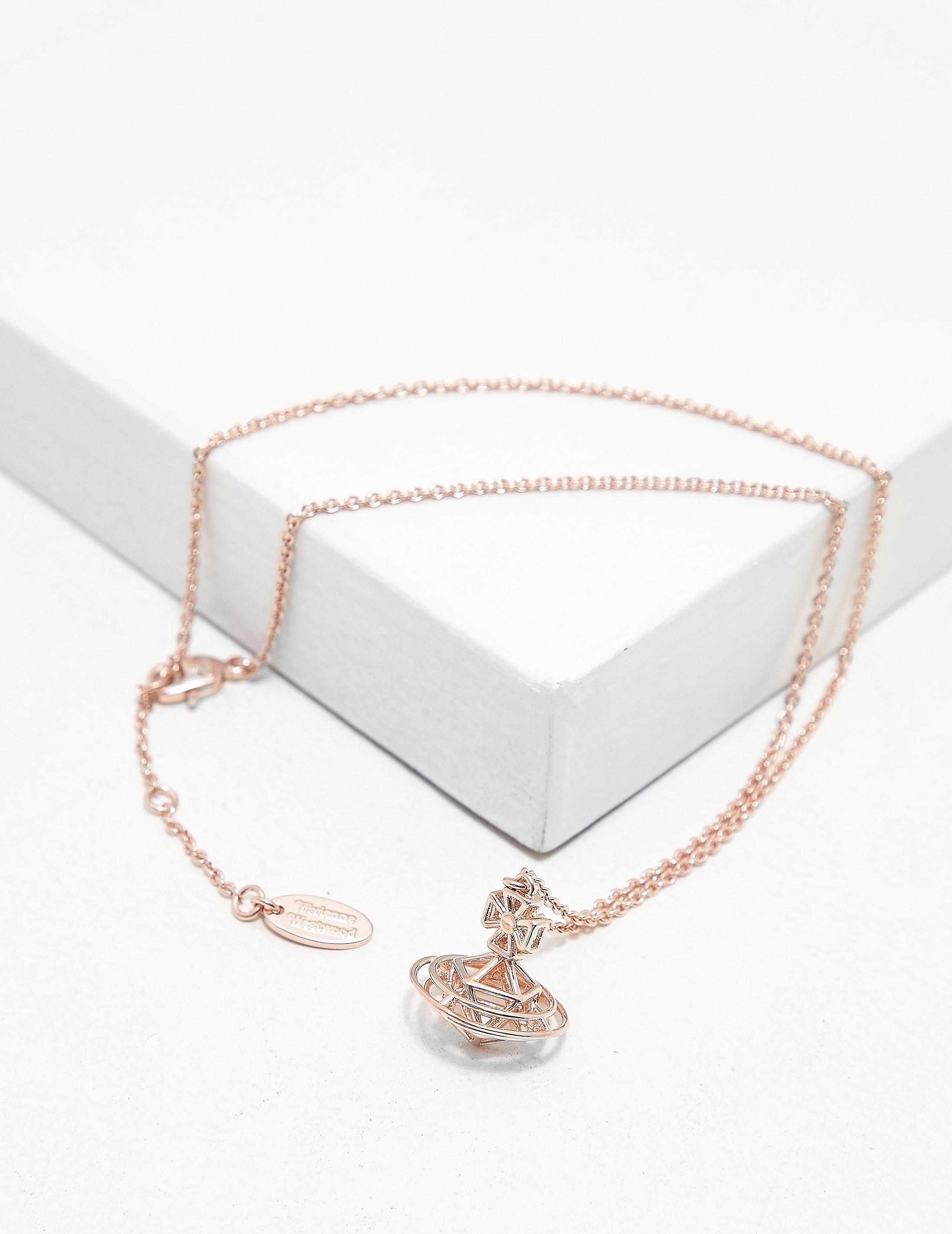 Vivienne Westwood Robbie 3D Necklace