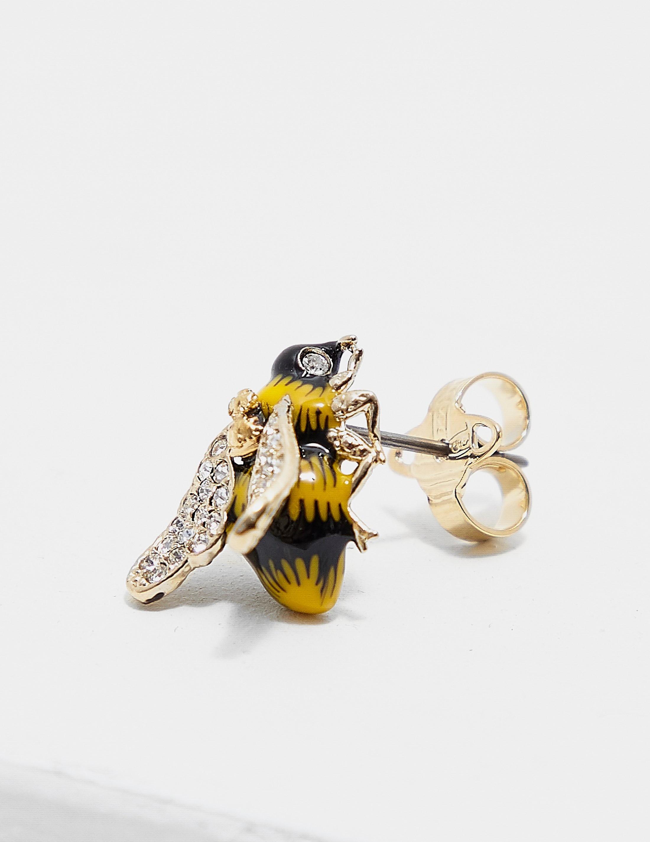 Vivienne Westwood Bumble Bee Earrings