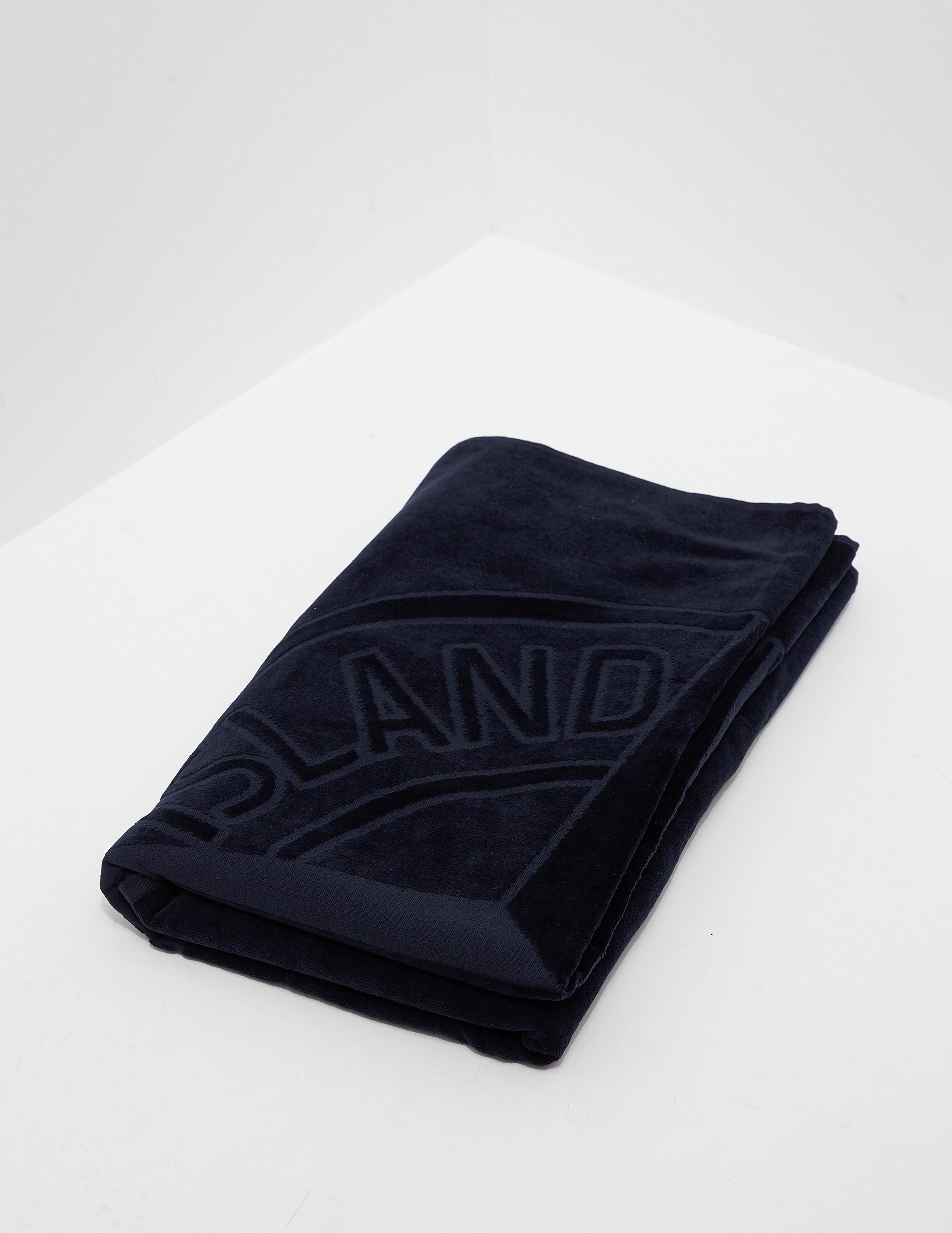 Stone Island Pin Towel