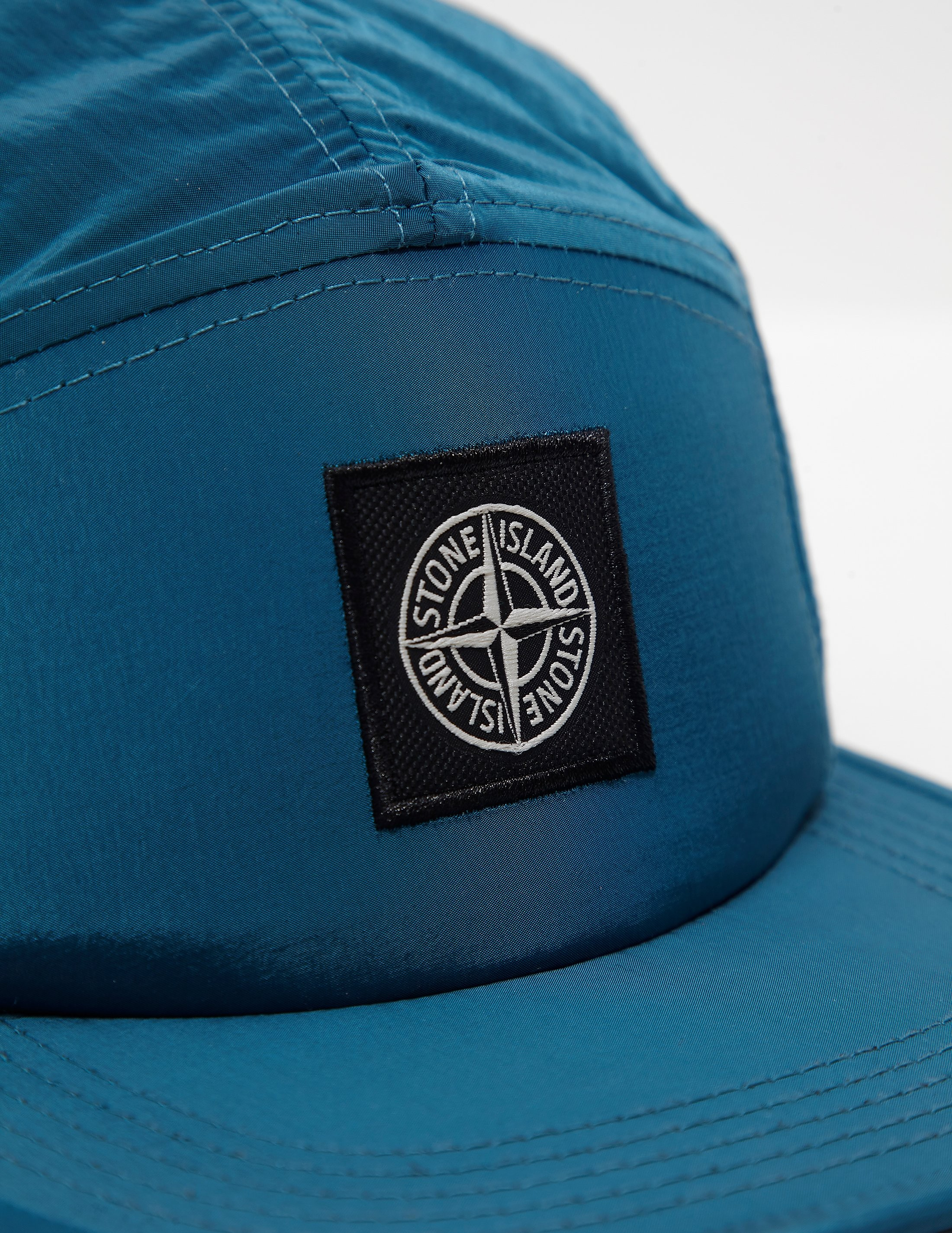 Stone Island Nylon Metal Five Panel Cap