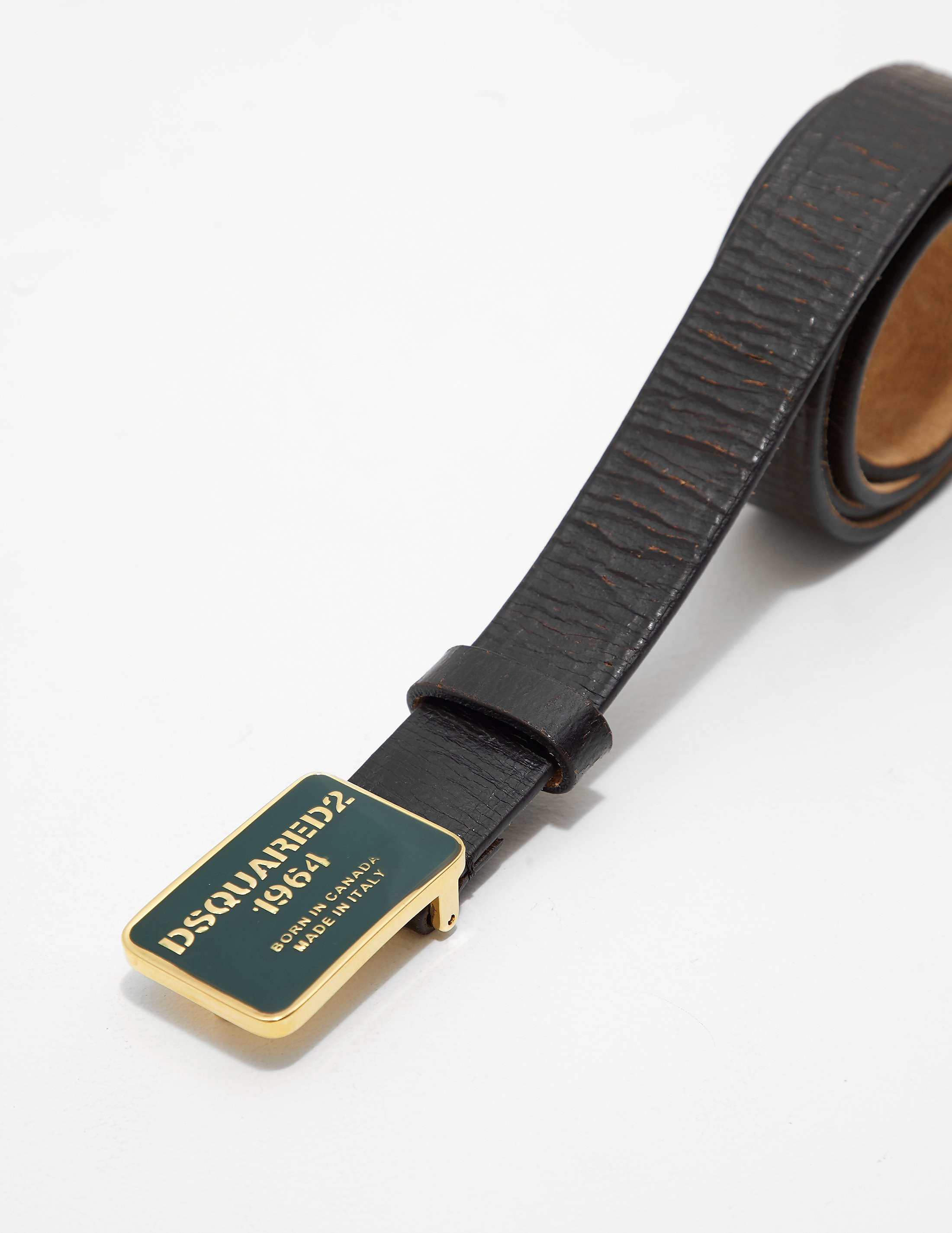 Dsquared2 Plaque Belt