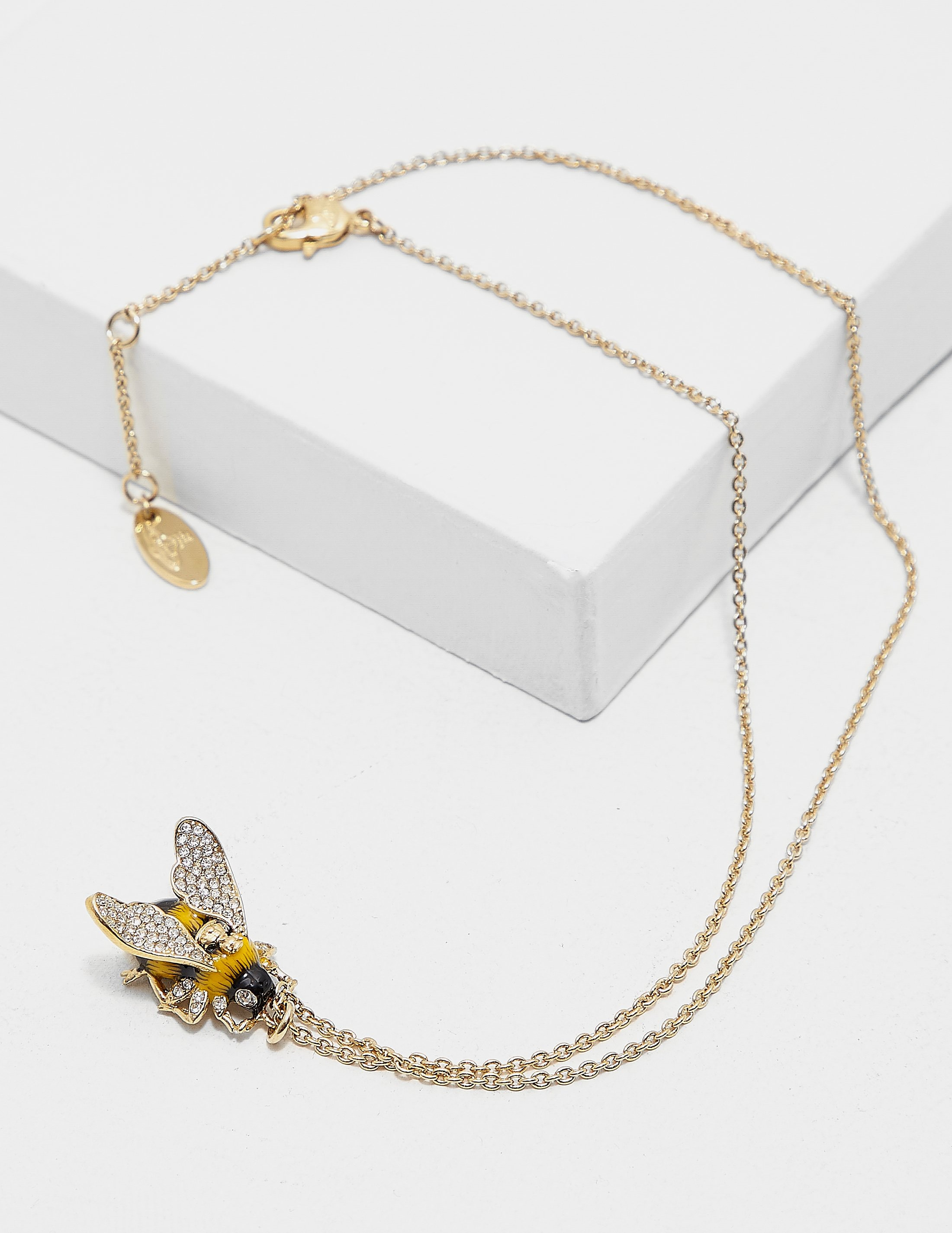 Vivienne Westwood Bumble Bee Necklace