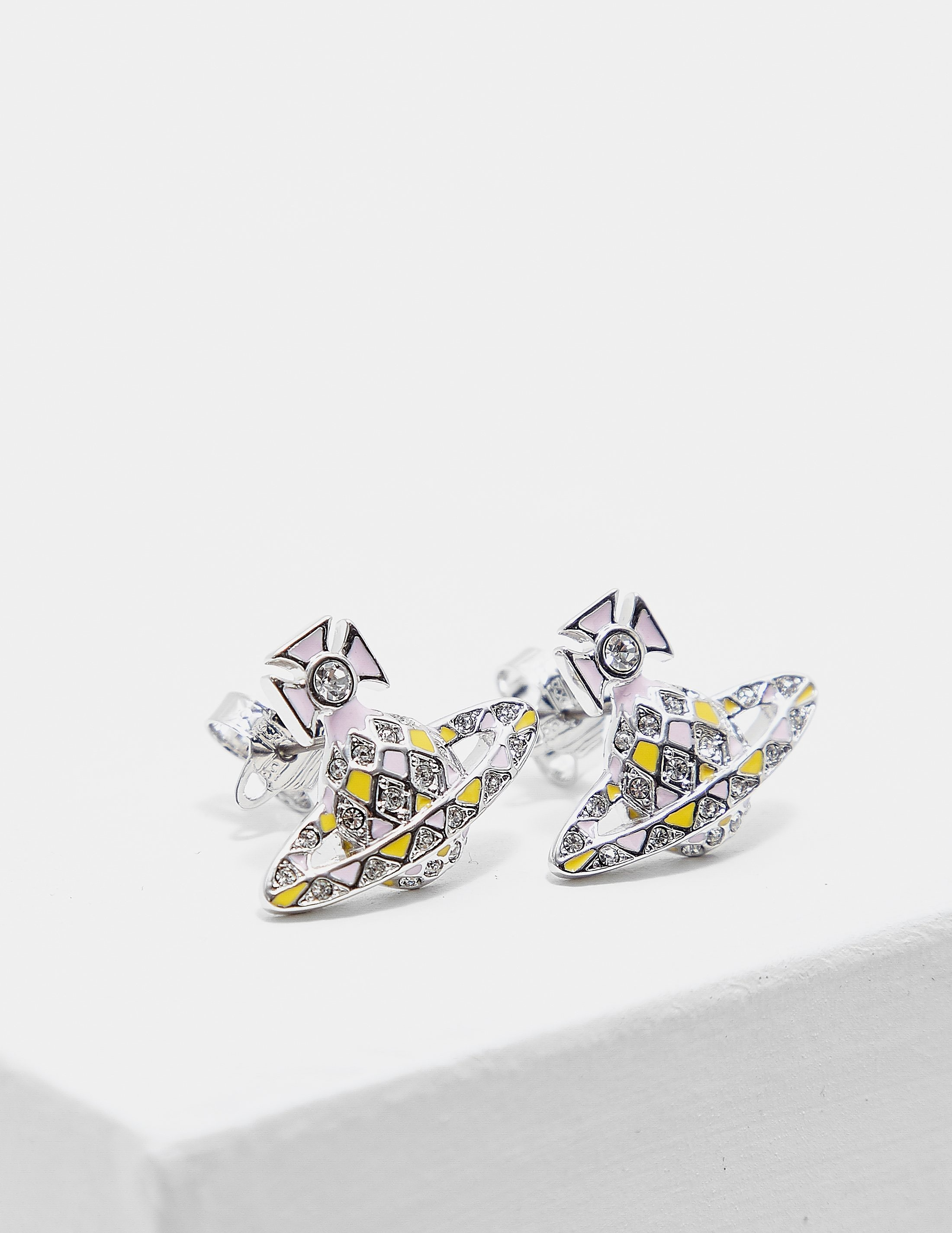 Vivienne Westwood Harlequin Earrings