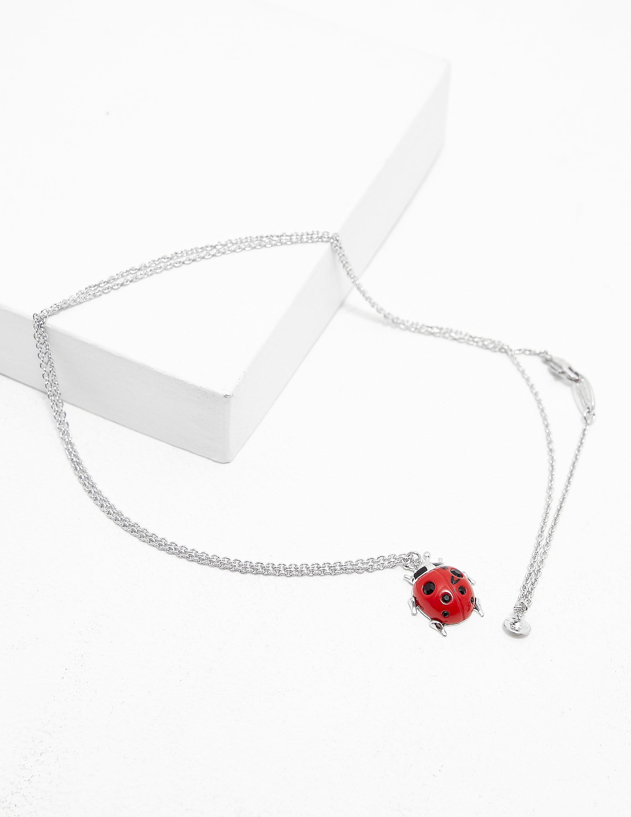 Vivienne Westwood Ladybird Necklace