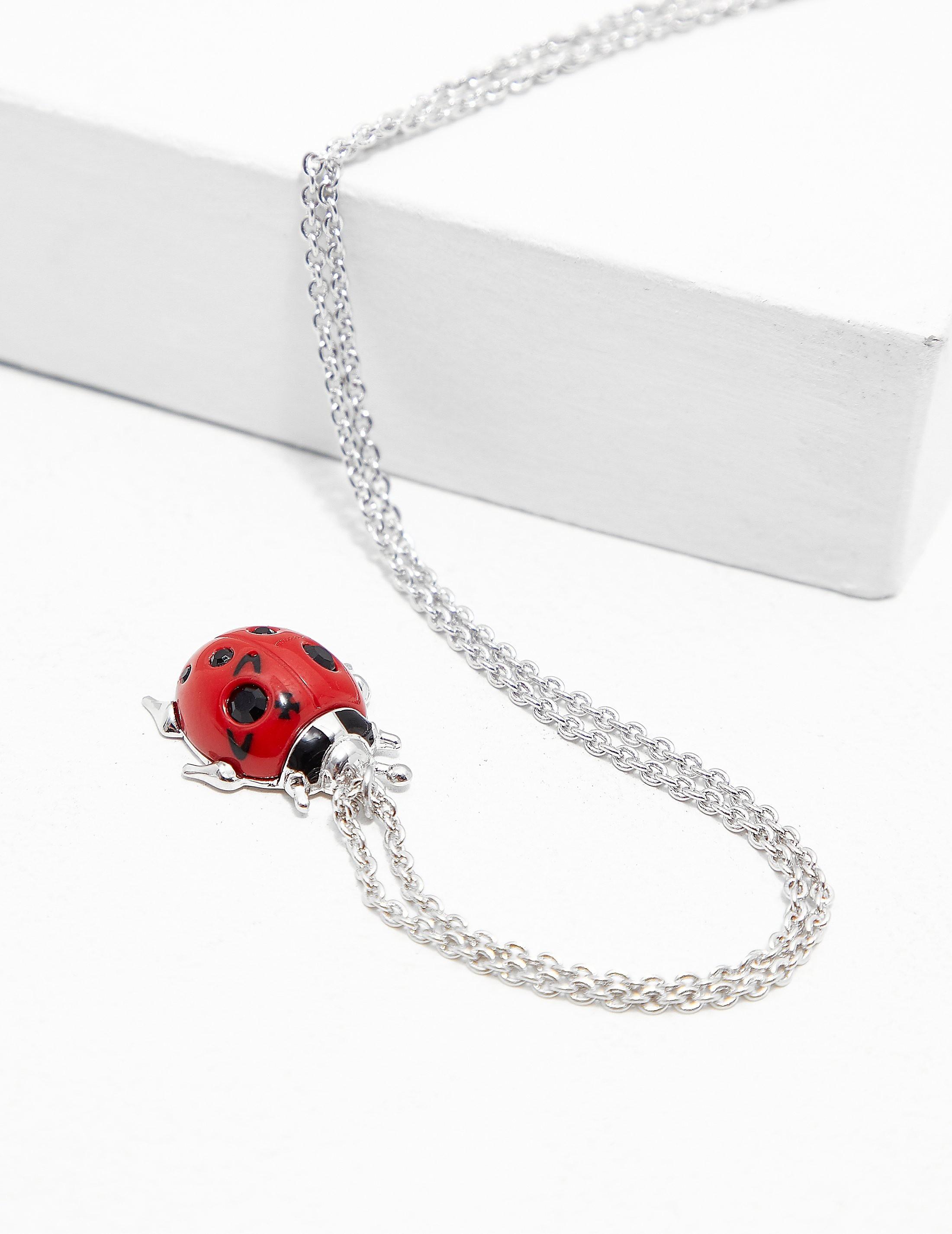 Vivienne Westwood Ladybird Necklace - Online Exclusive